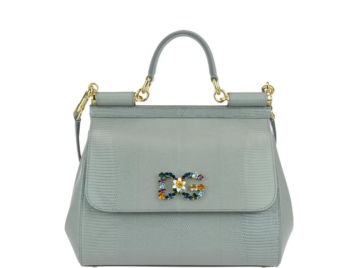 Dolce & Gabbana Medium Sicily Bag