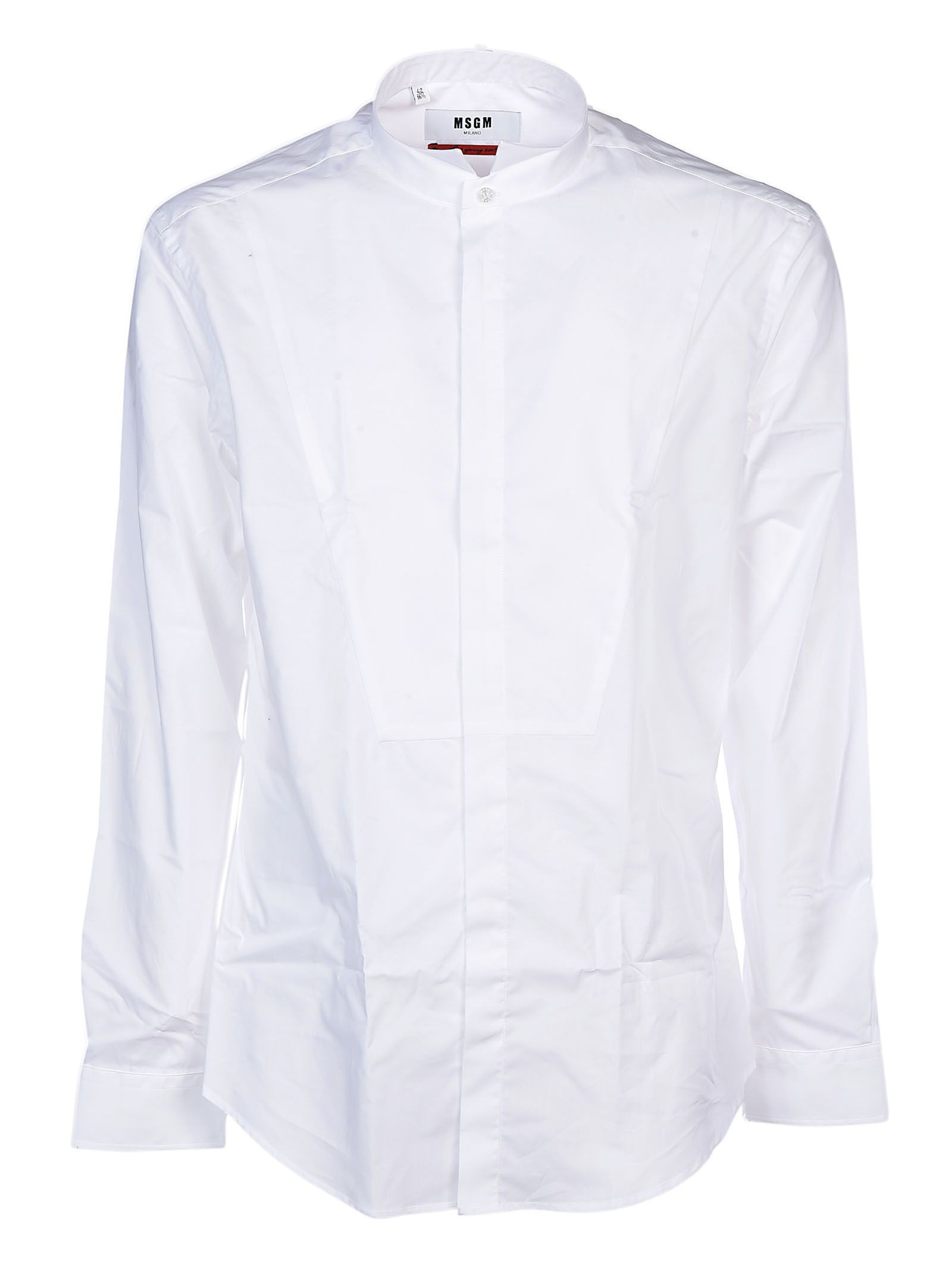 Msgm Classic Shirt