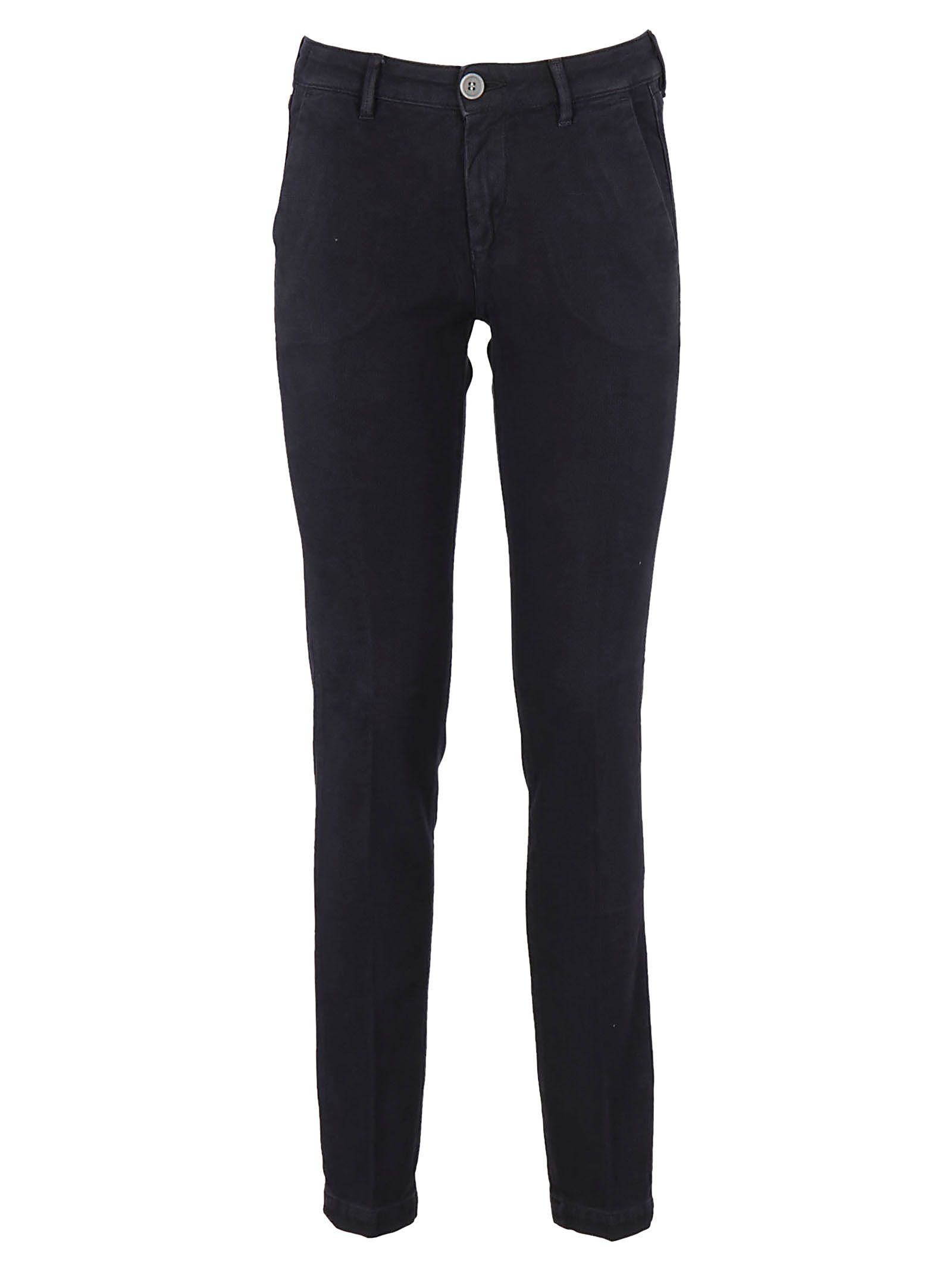 Barba Slim Fit Trousers