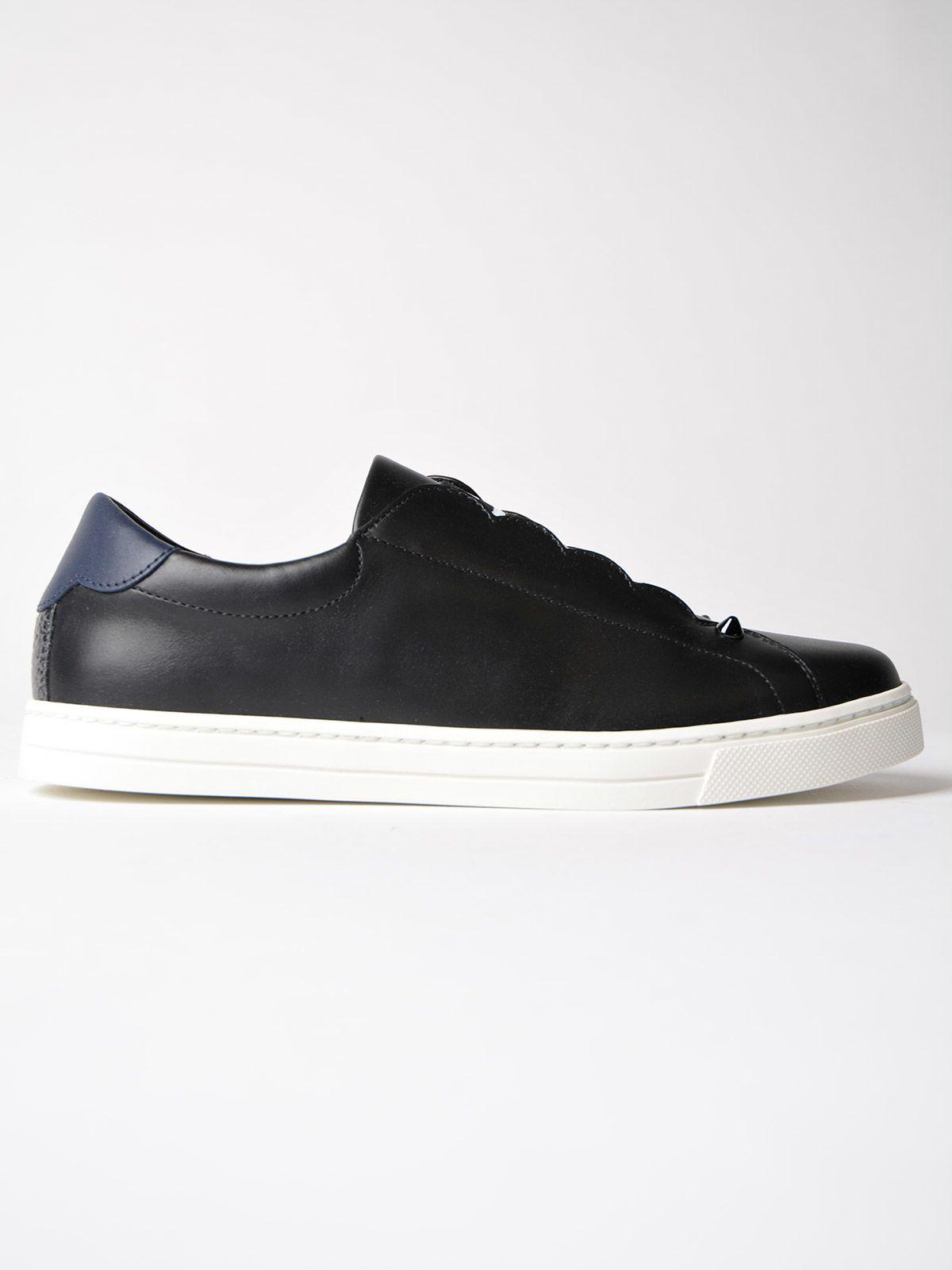 Fendi Sneaker Vit+mix