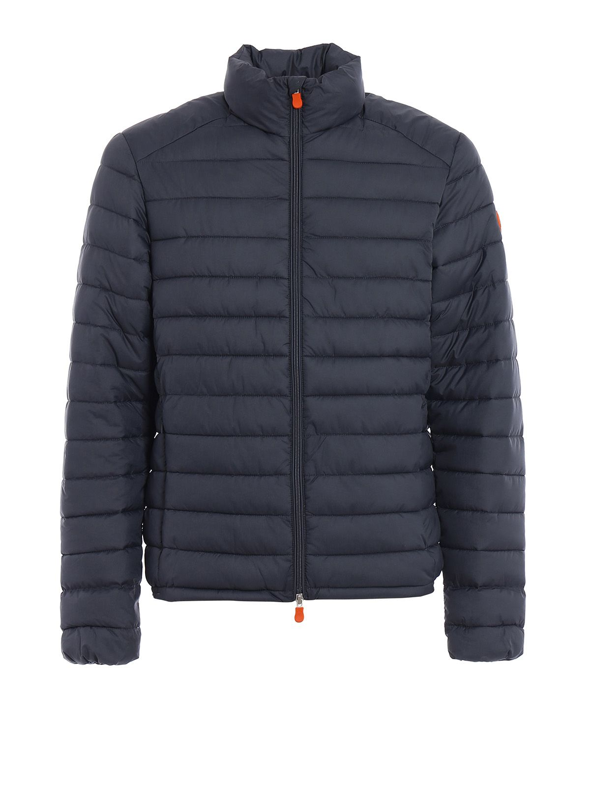 Water Resistant Blue Padded Jacket