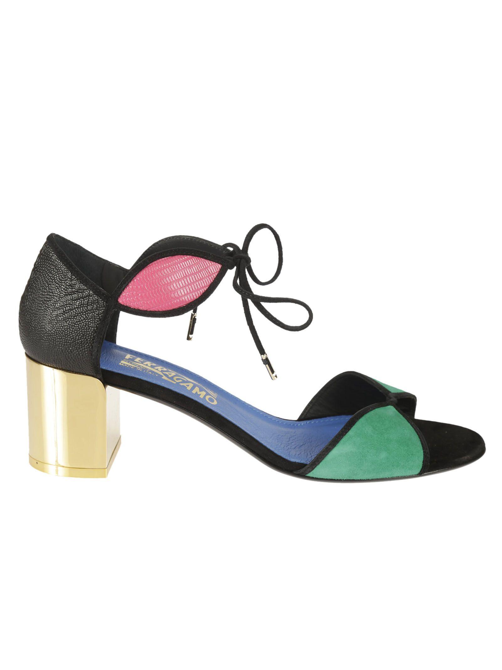 Salvatore Ferragamo Ankle Strap Sandal
