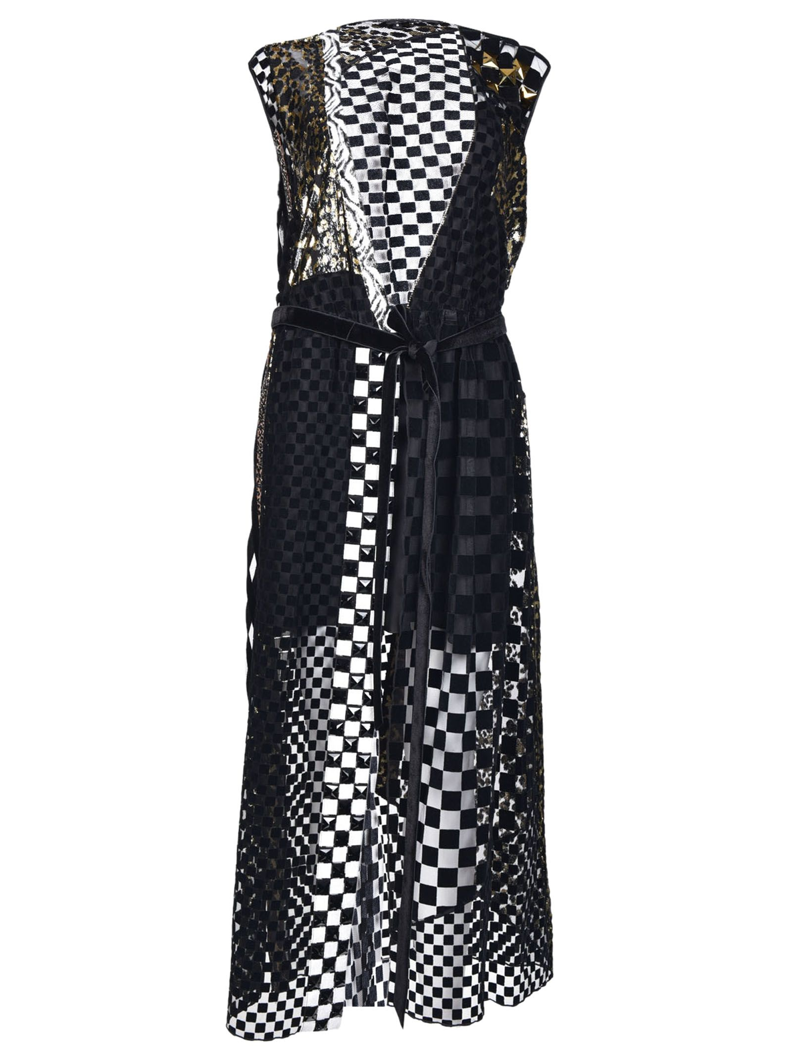 marc jacobs female marc jacobs studded dress