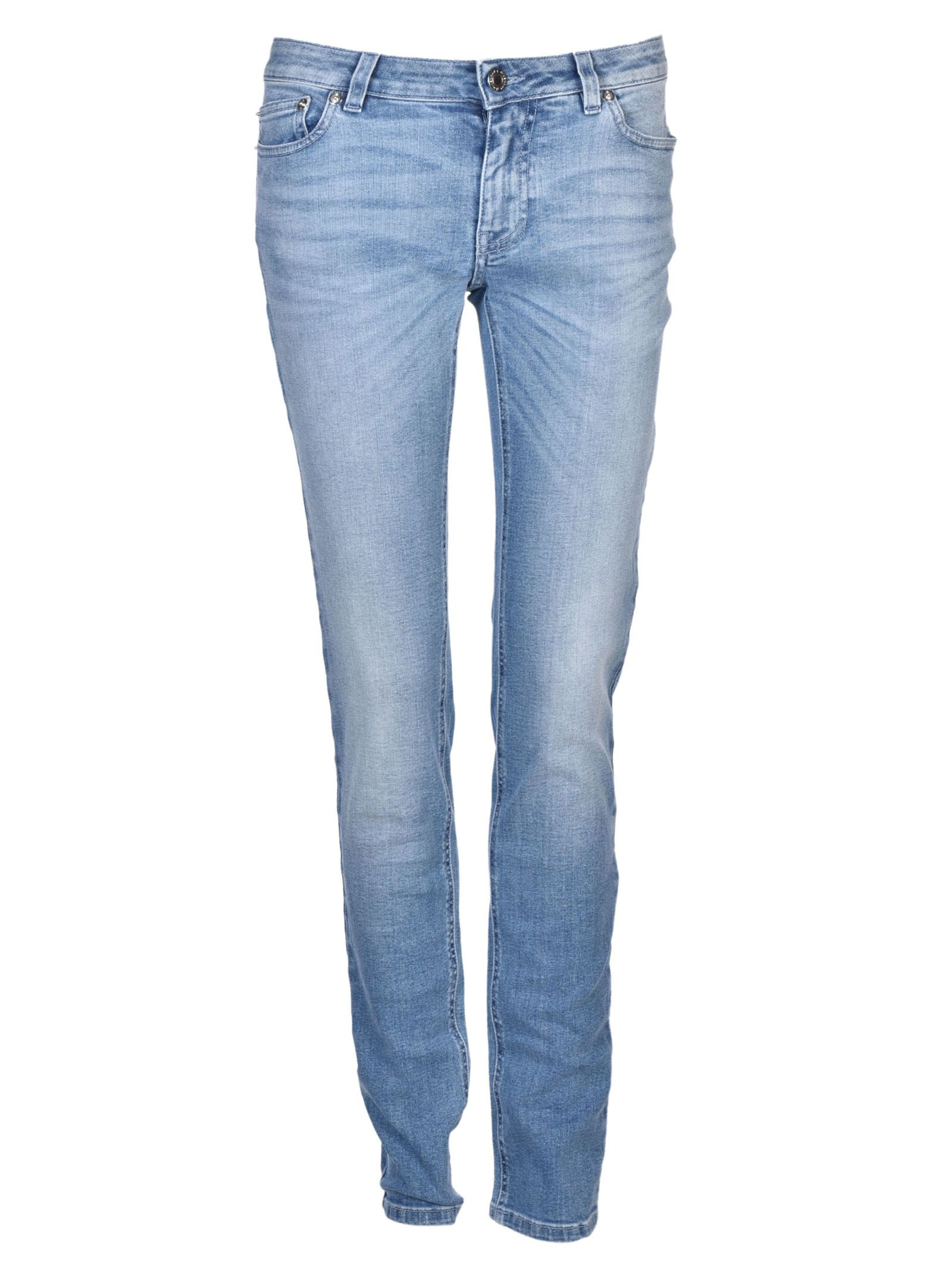 Givenchy Star Print Slim Fit Jeans