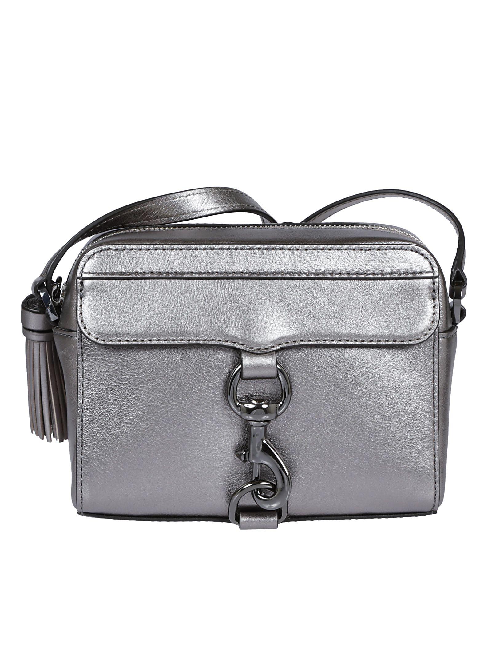 Rebecca Minkoff Metallic Shoulder Bag
