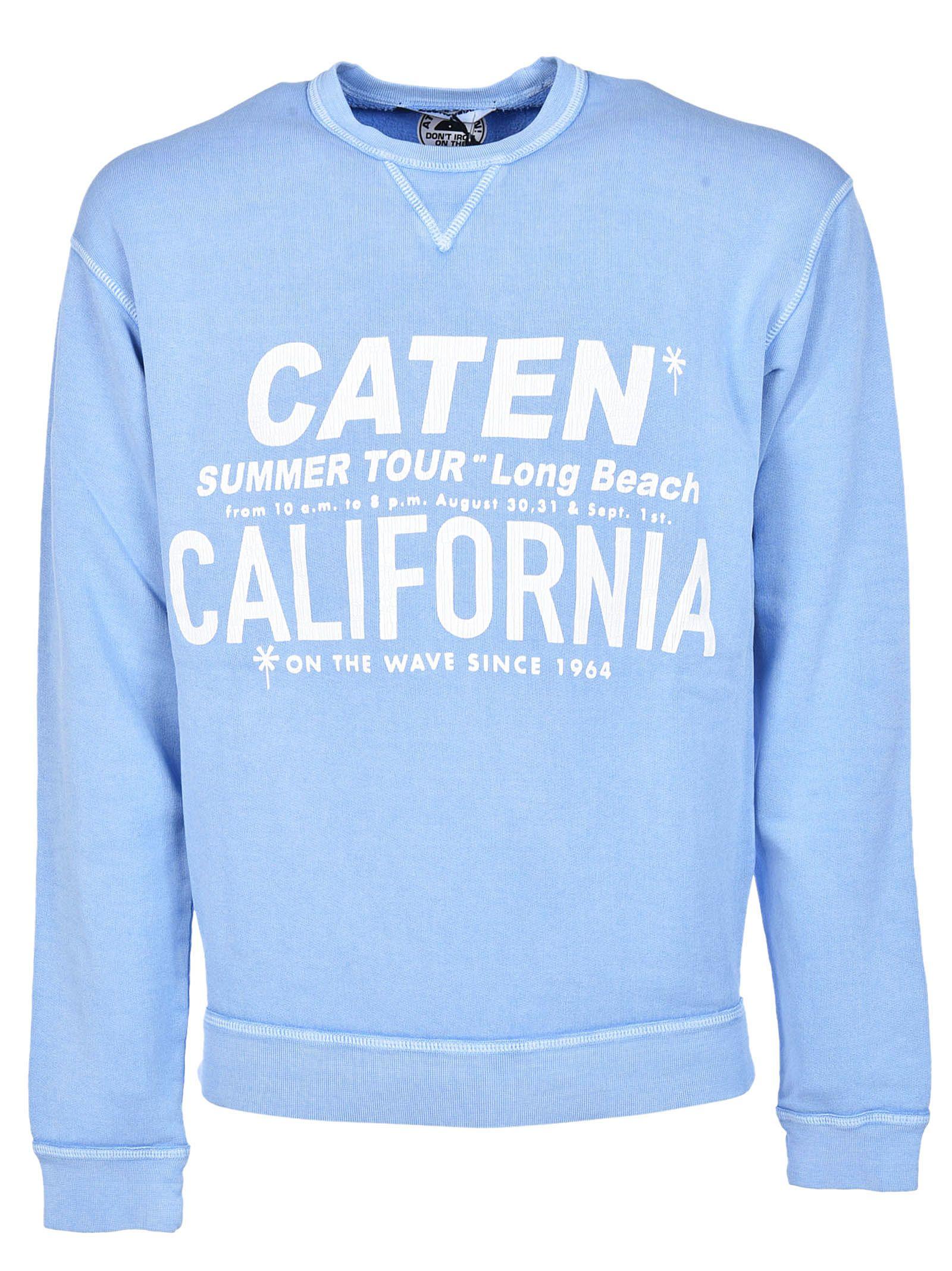 Dsquared2 California Summer Tour Sweatshirt