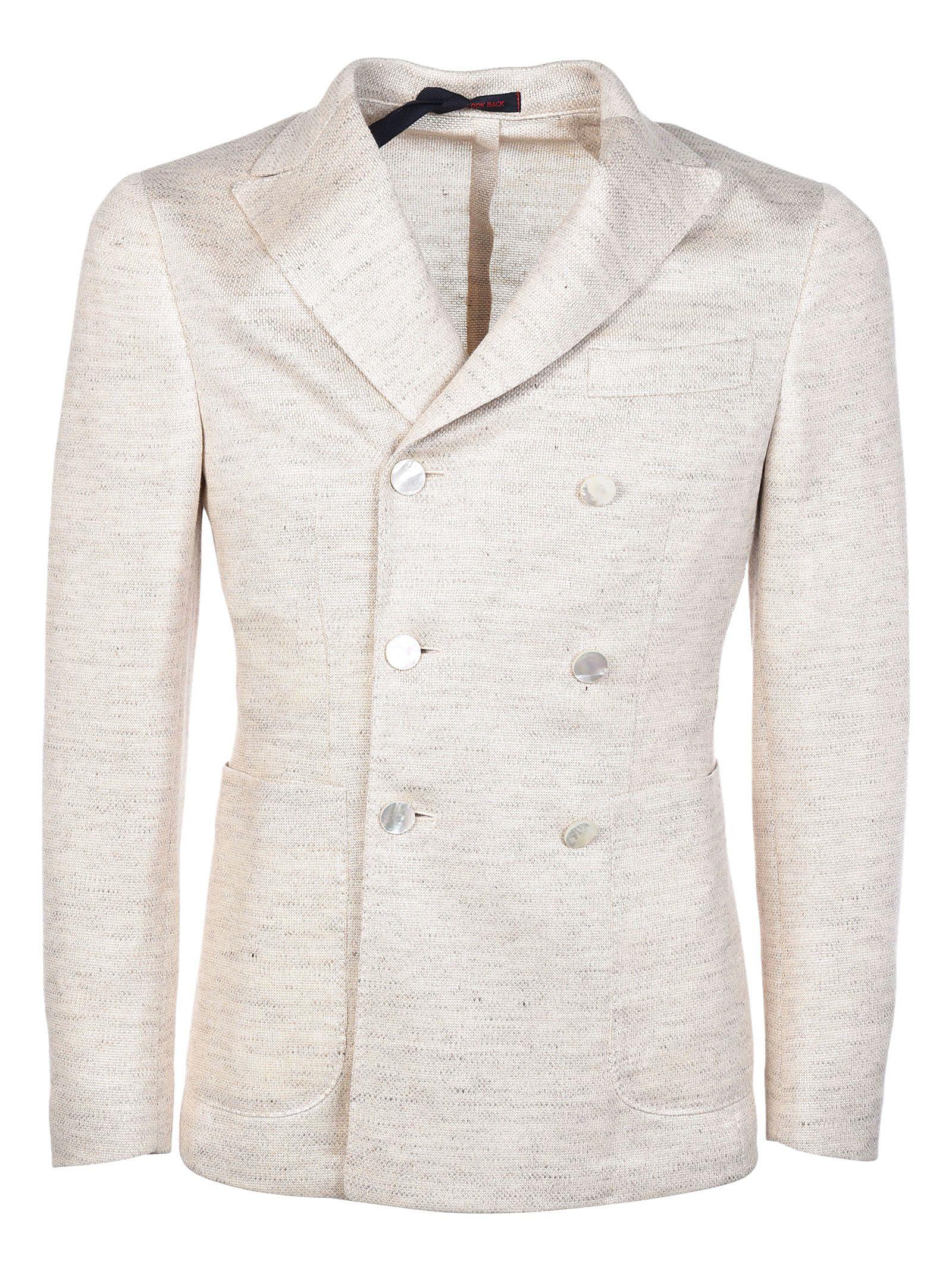 The Gigi Miro Pea Coat