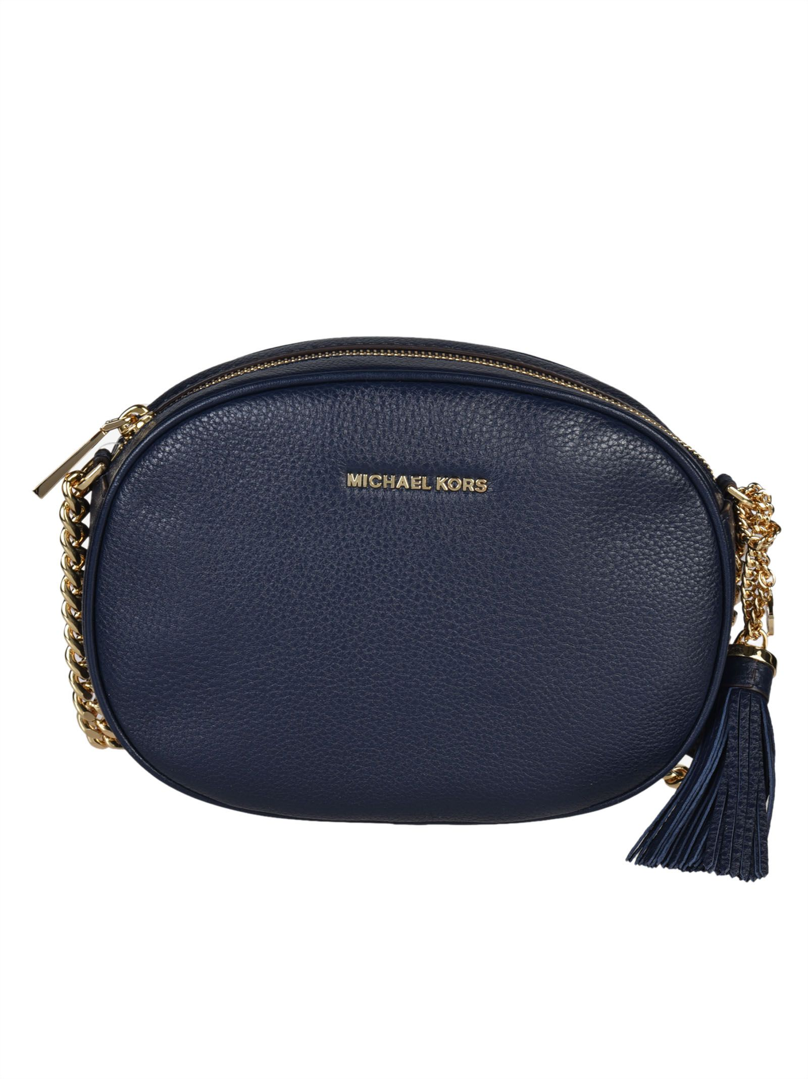 Michael Kors Ginny Medium Messenger Shoulder Bag
