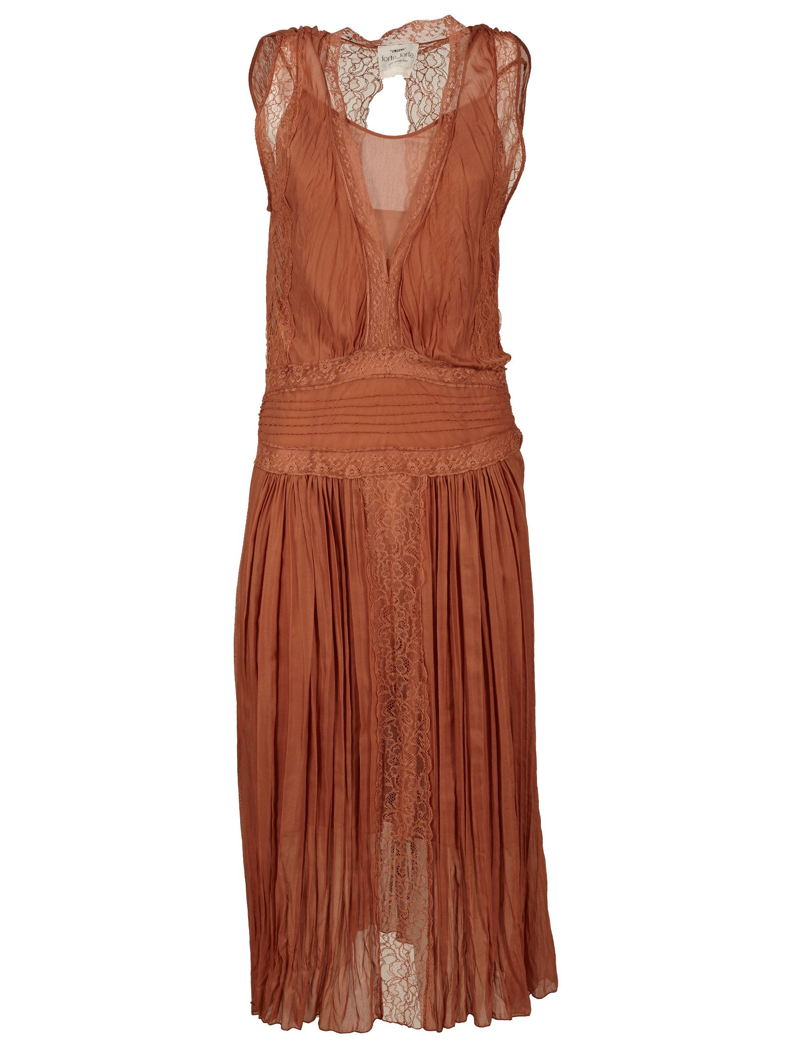 Forte Forte Voile Lace Dress