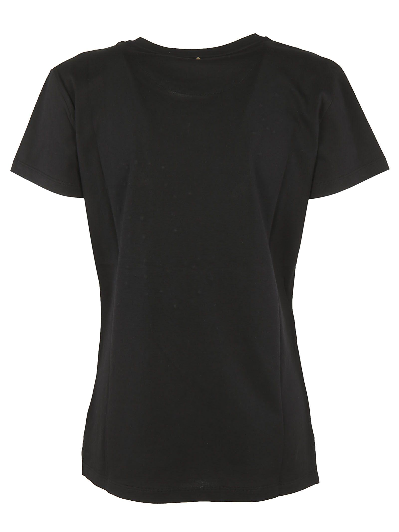 Valentino valentino tropical dream applique t shirt for Applique shirts for sale