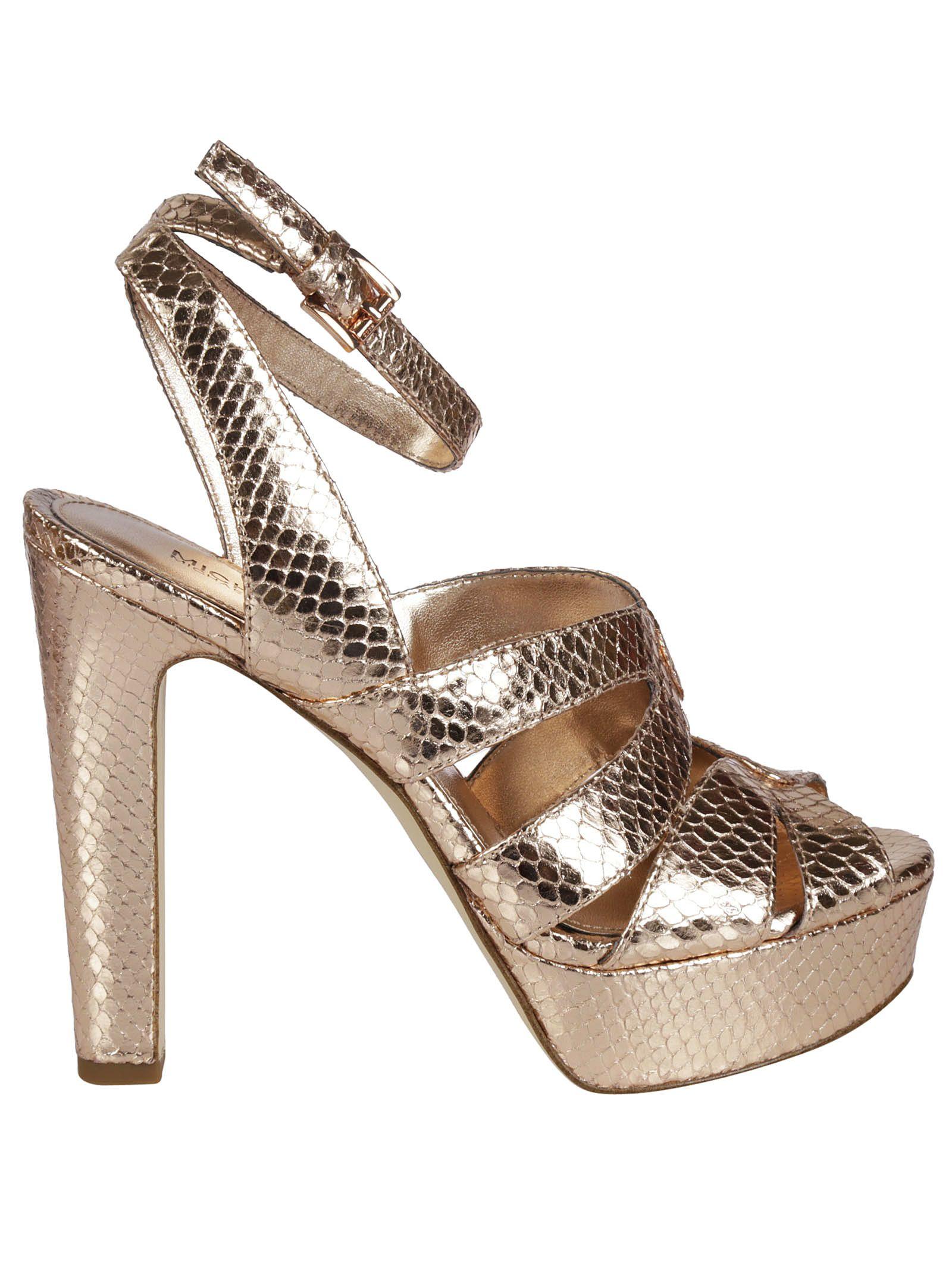 Michael Kors Winona Platform Sandals