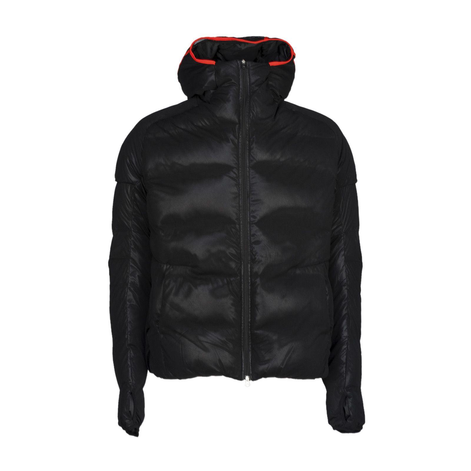 Adidas By Kolor Hooded Padded Jacket
