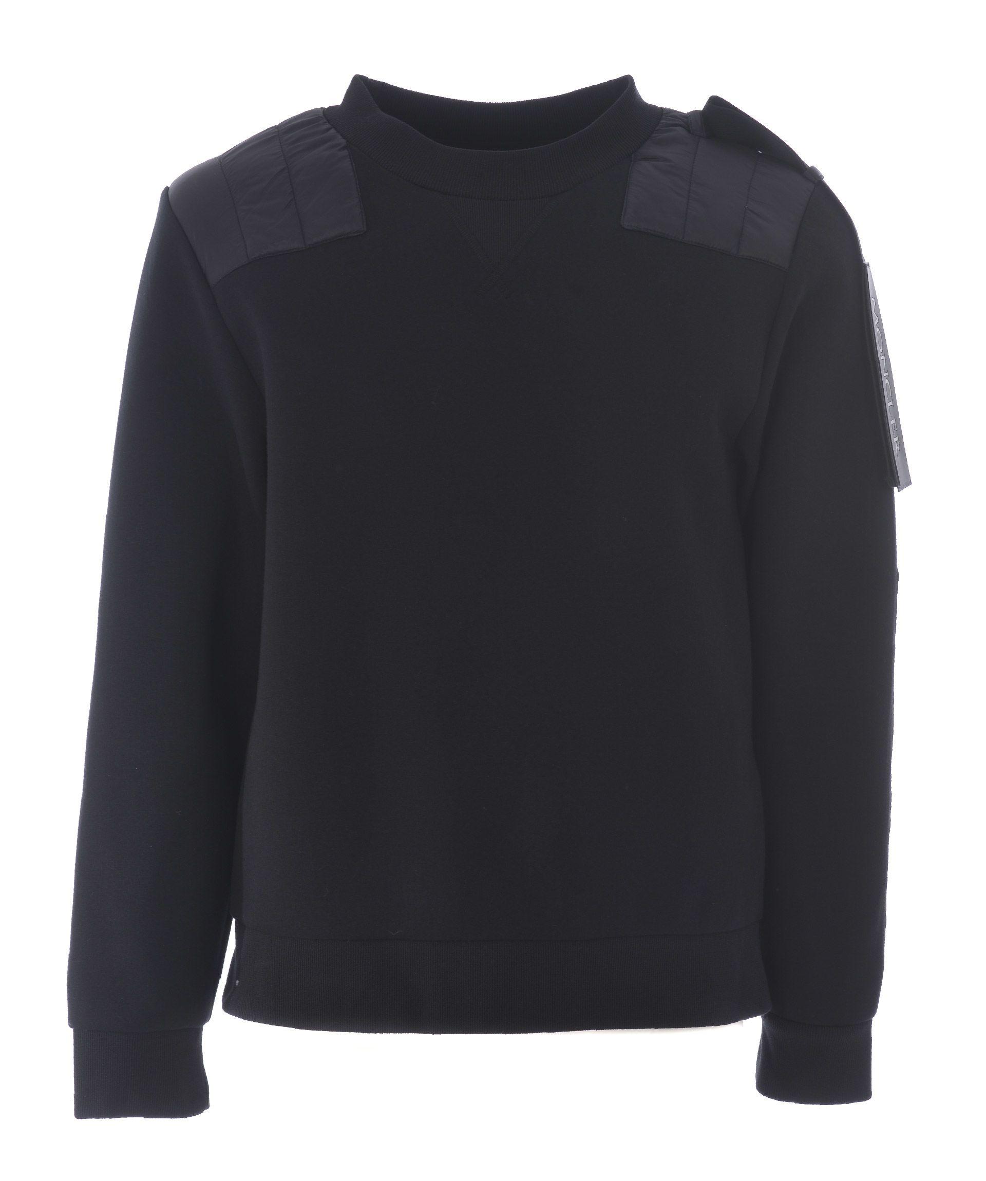 Moncler Capsule Padded Sweatshirt