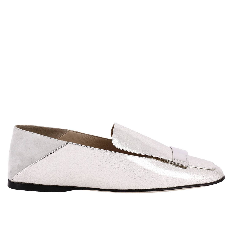 Ballet Flats Shoes Women Sergio Rossi