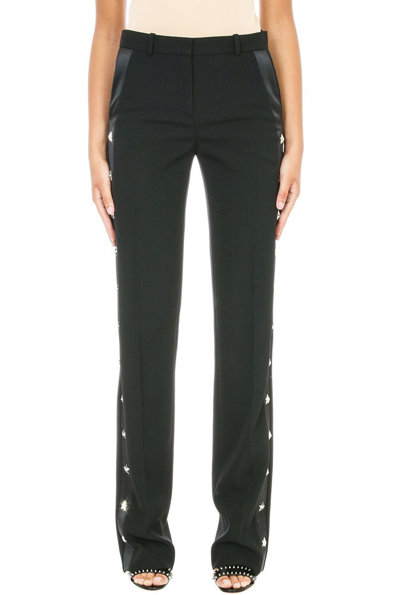 Givenchy Star Tailored Trousers