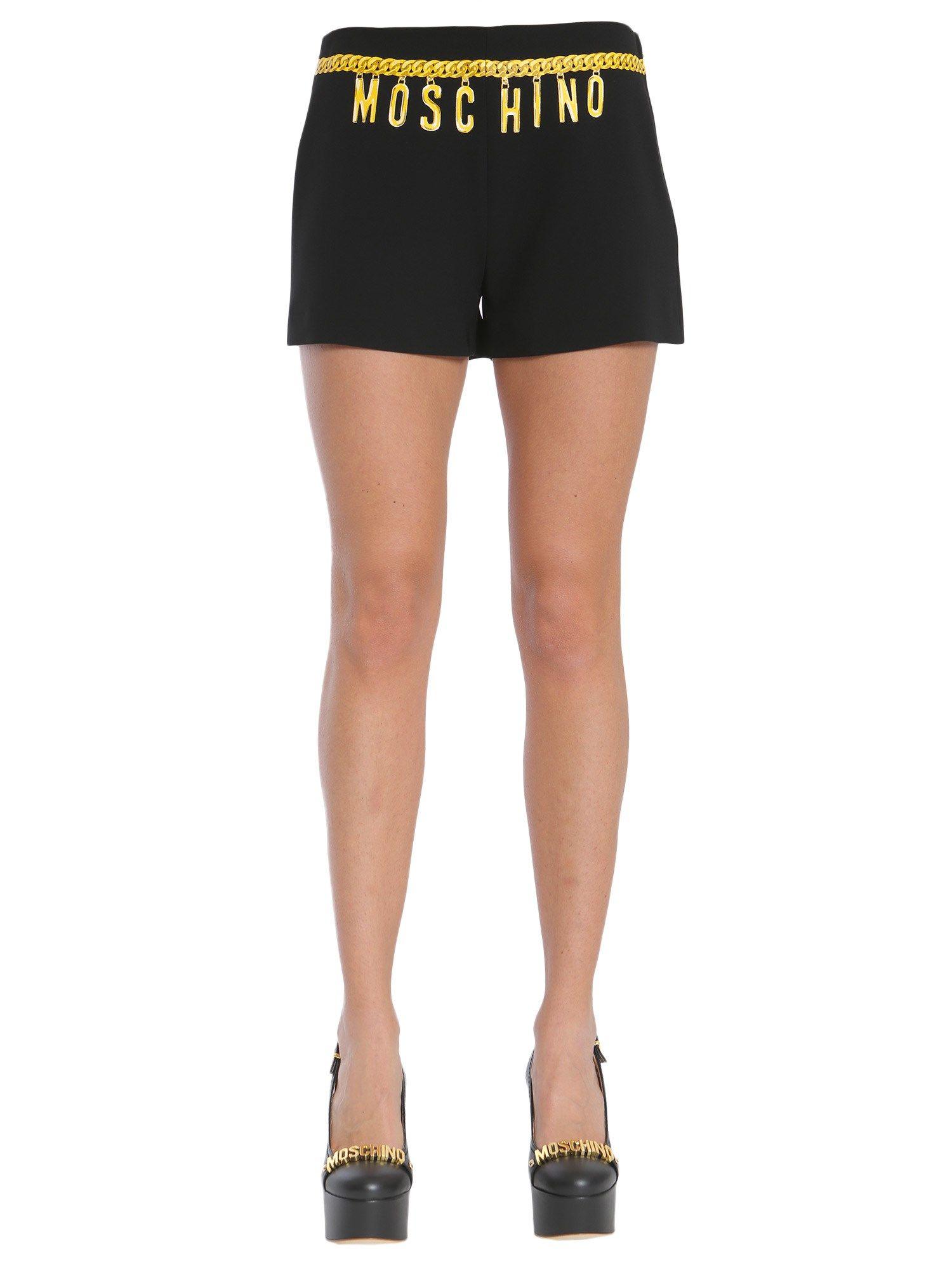 Crêpe Shorts