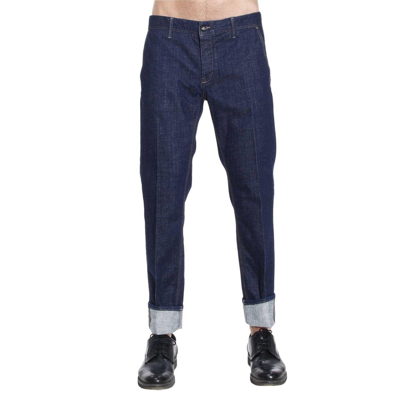 Jeans Jeans Men Paolo Pecora