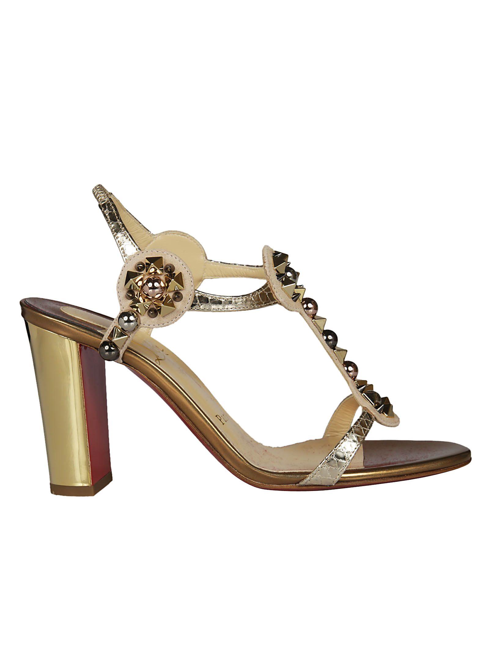 Christian Louboutin kaleitop Sandals