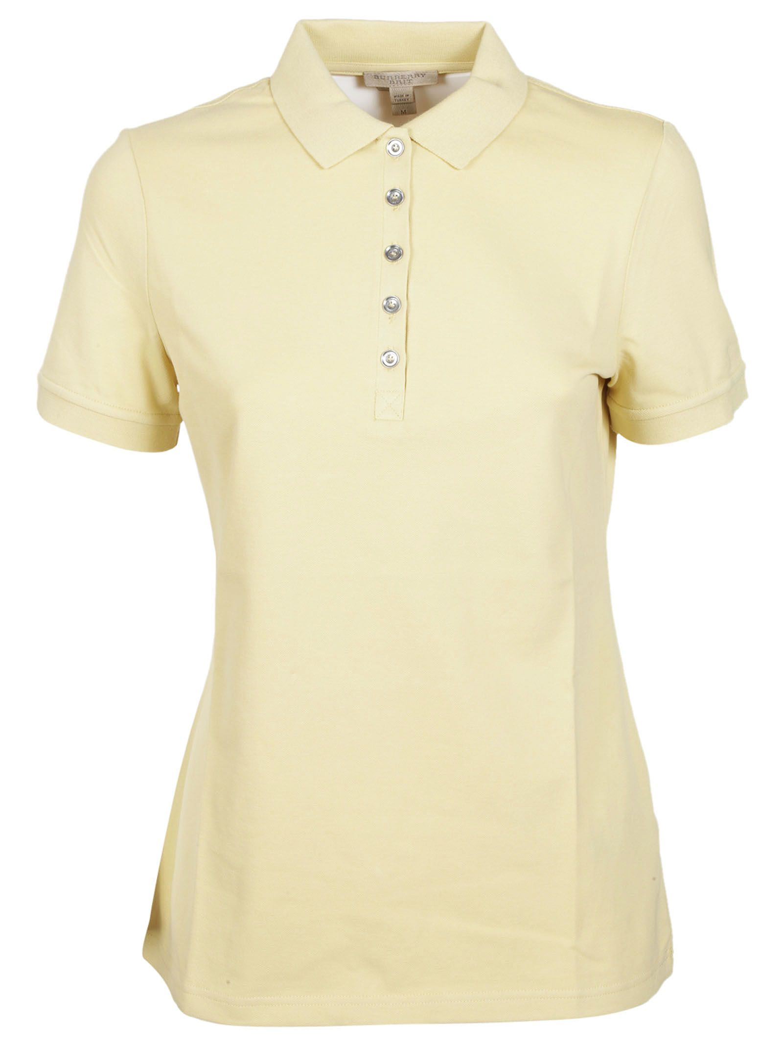 Burberry Front Button Polo Shirt