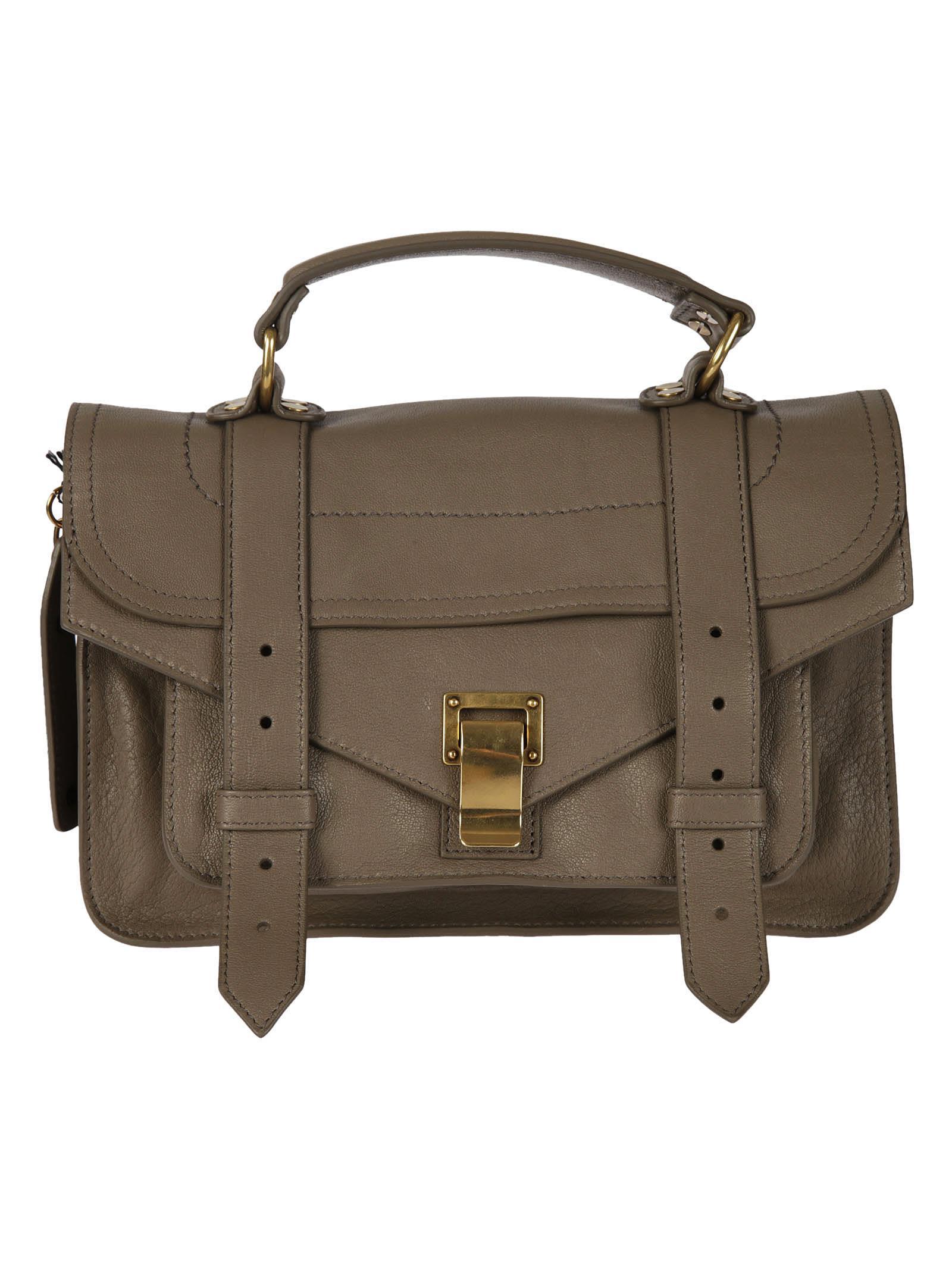 Proenza Schouler Tiny Ps1 Shoulder Bag In Basic   ModeSens 7f7225816b