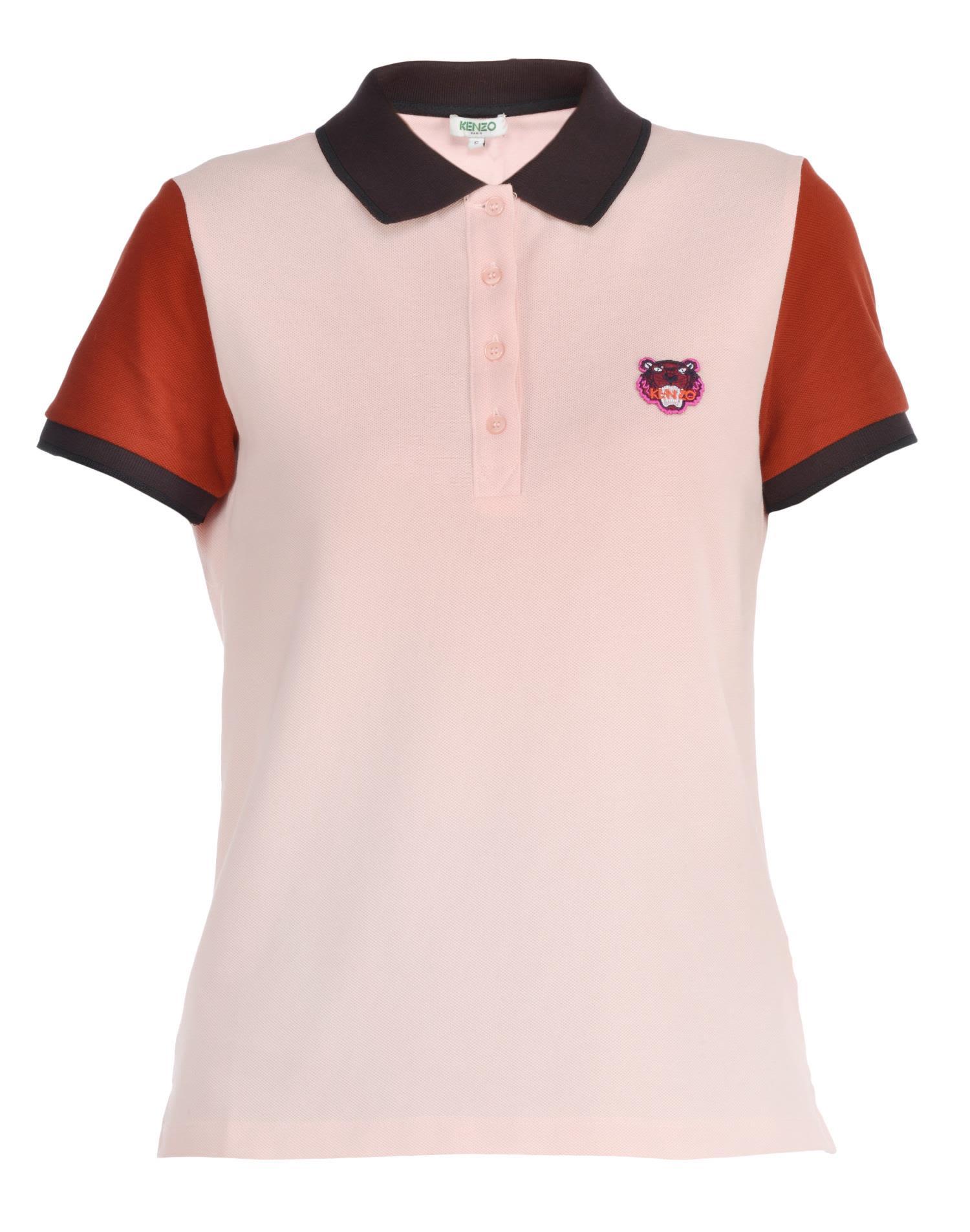 Kenzo Cotton Polo Shirt