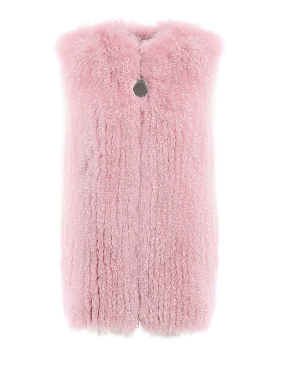 Givenchy Longline Vest