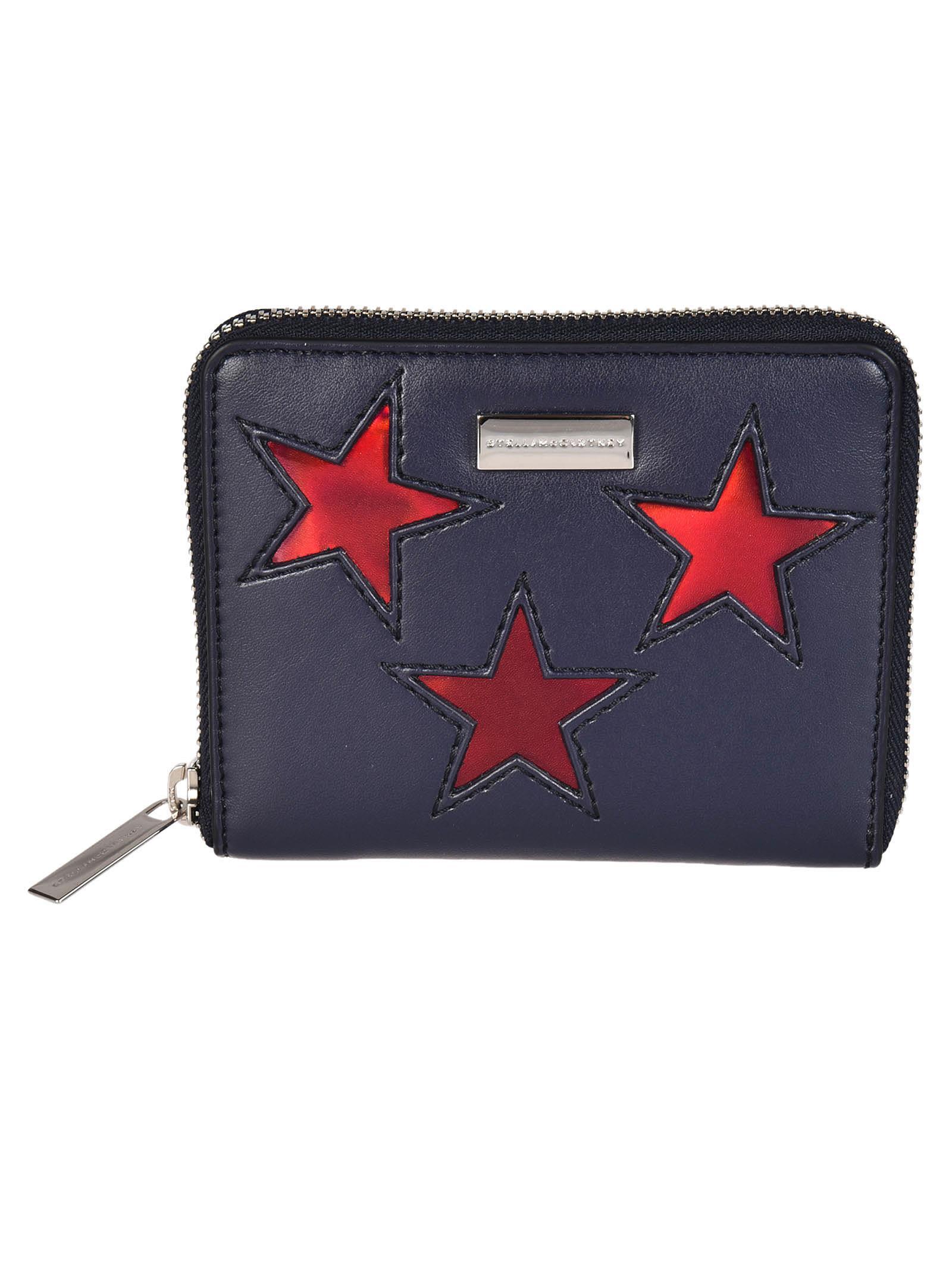 Stella Mccartney Small Stars Wallet