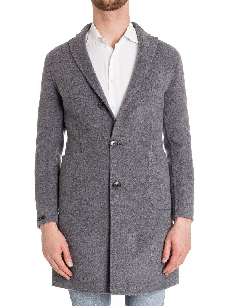 Tagliatore Boris Virgin Wool Coat