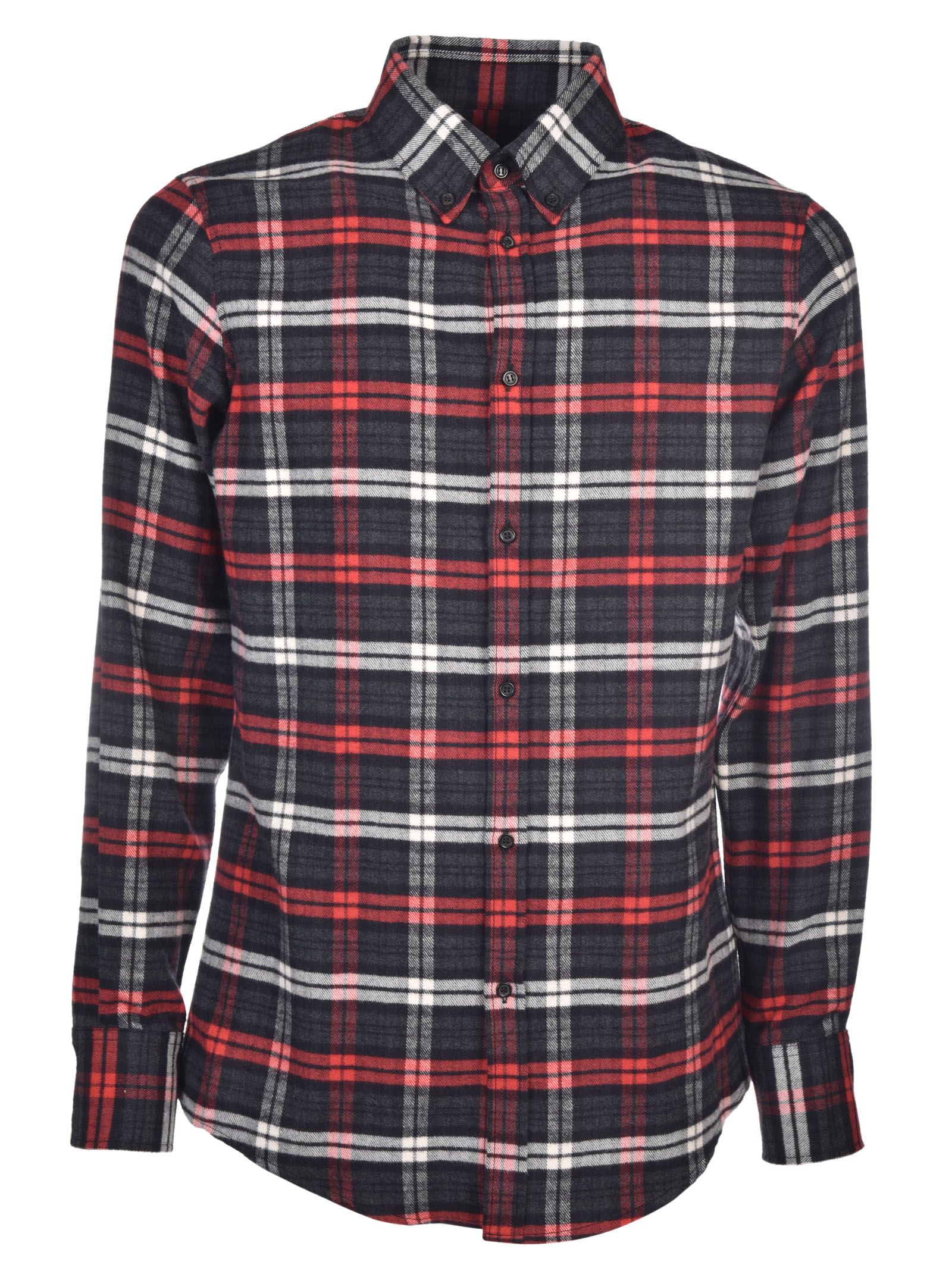 Dsquared2 Checked Shirt