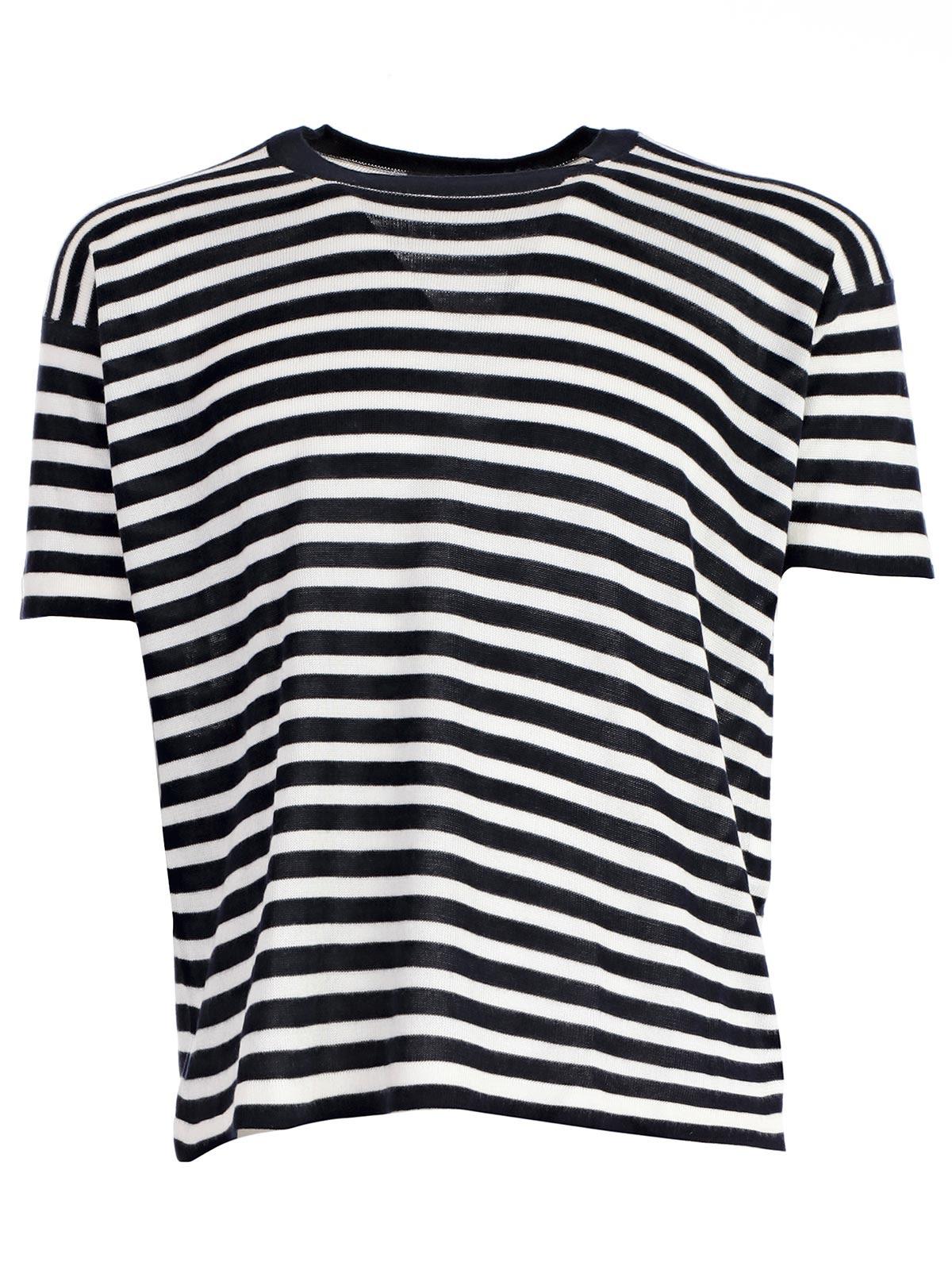 Maison Flaneur Short Sleeve T-Shirt