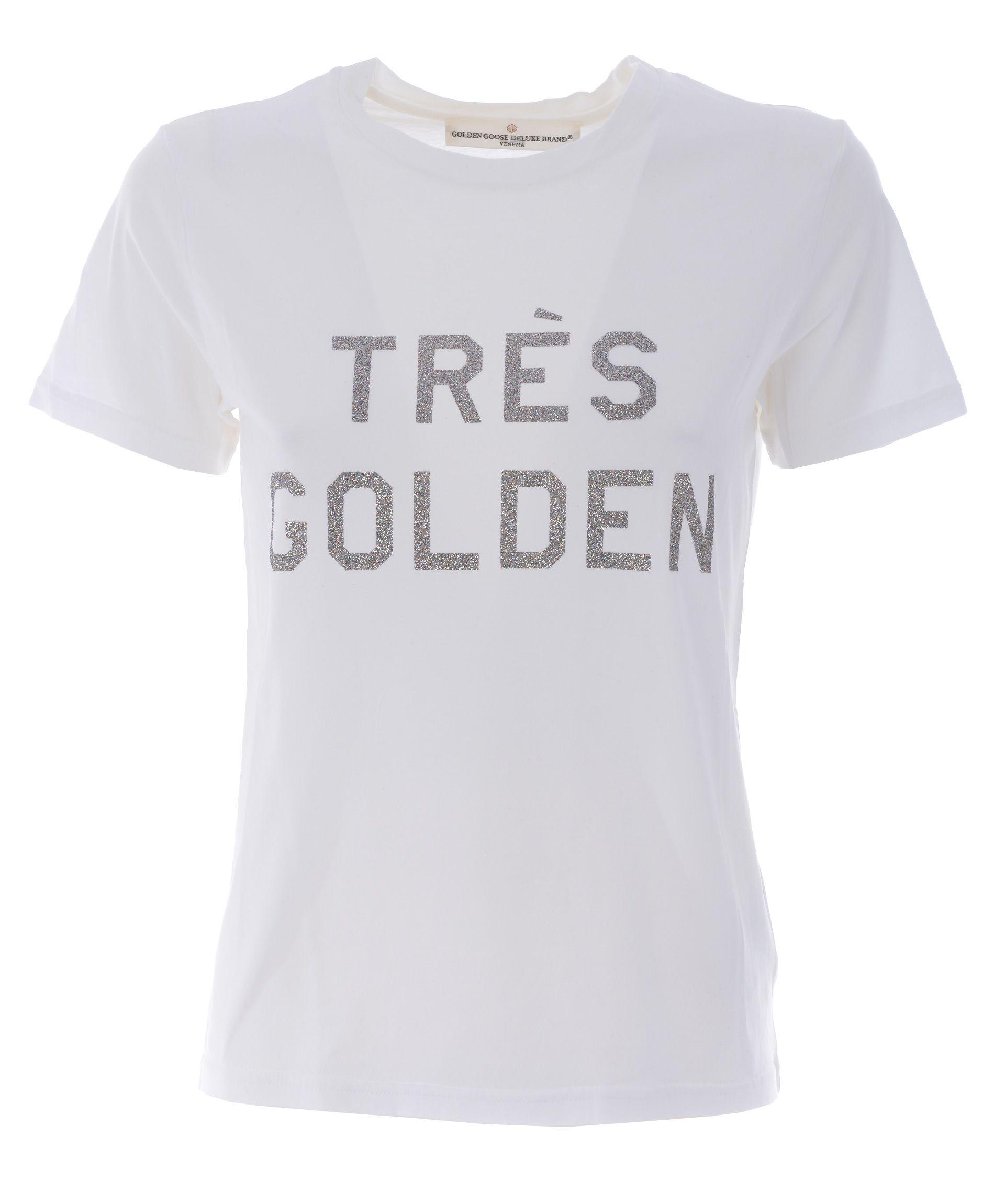 Golden Goose Tres Golden T-shirt