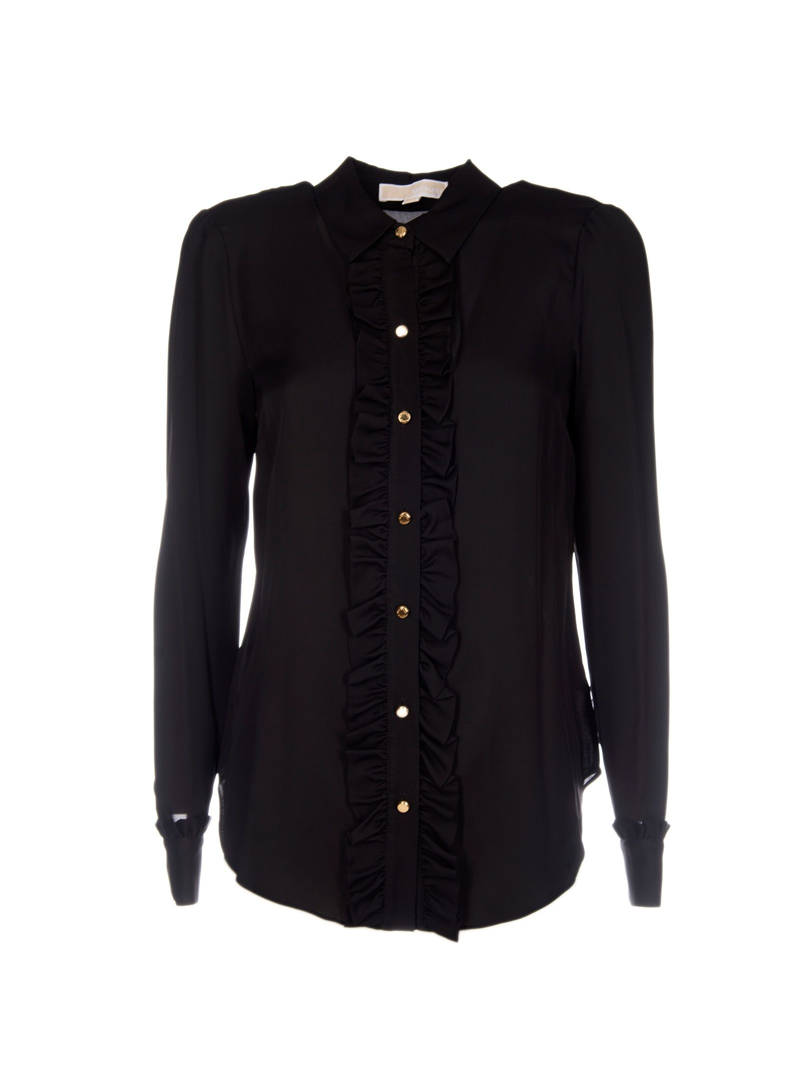 MICHAEL Michael Kors Ruffled Shirt