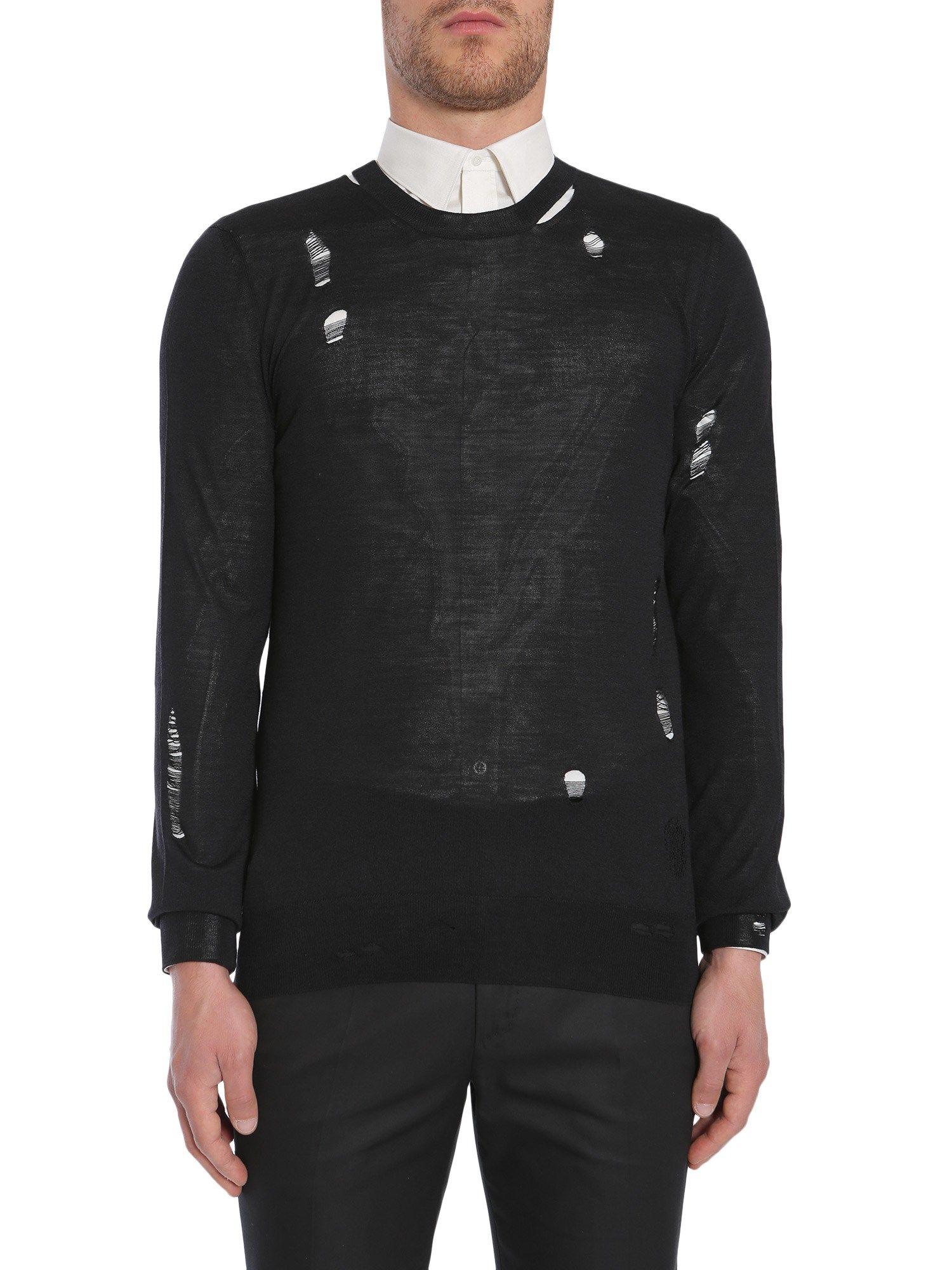 Round Collar Sweater