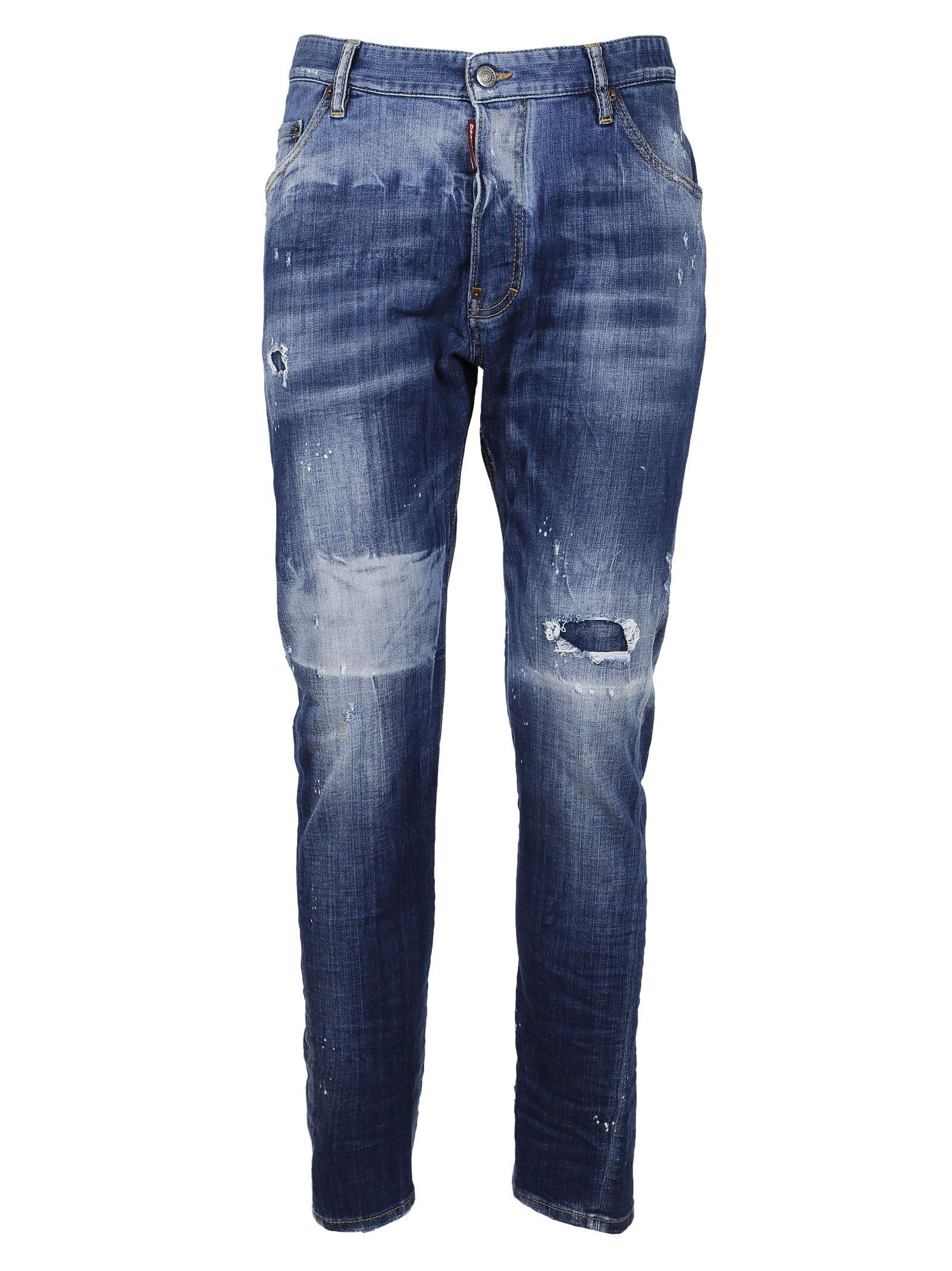 Dsquared2 Kenny Twist Jeans
