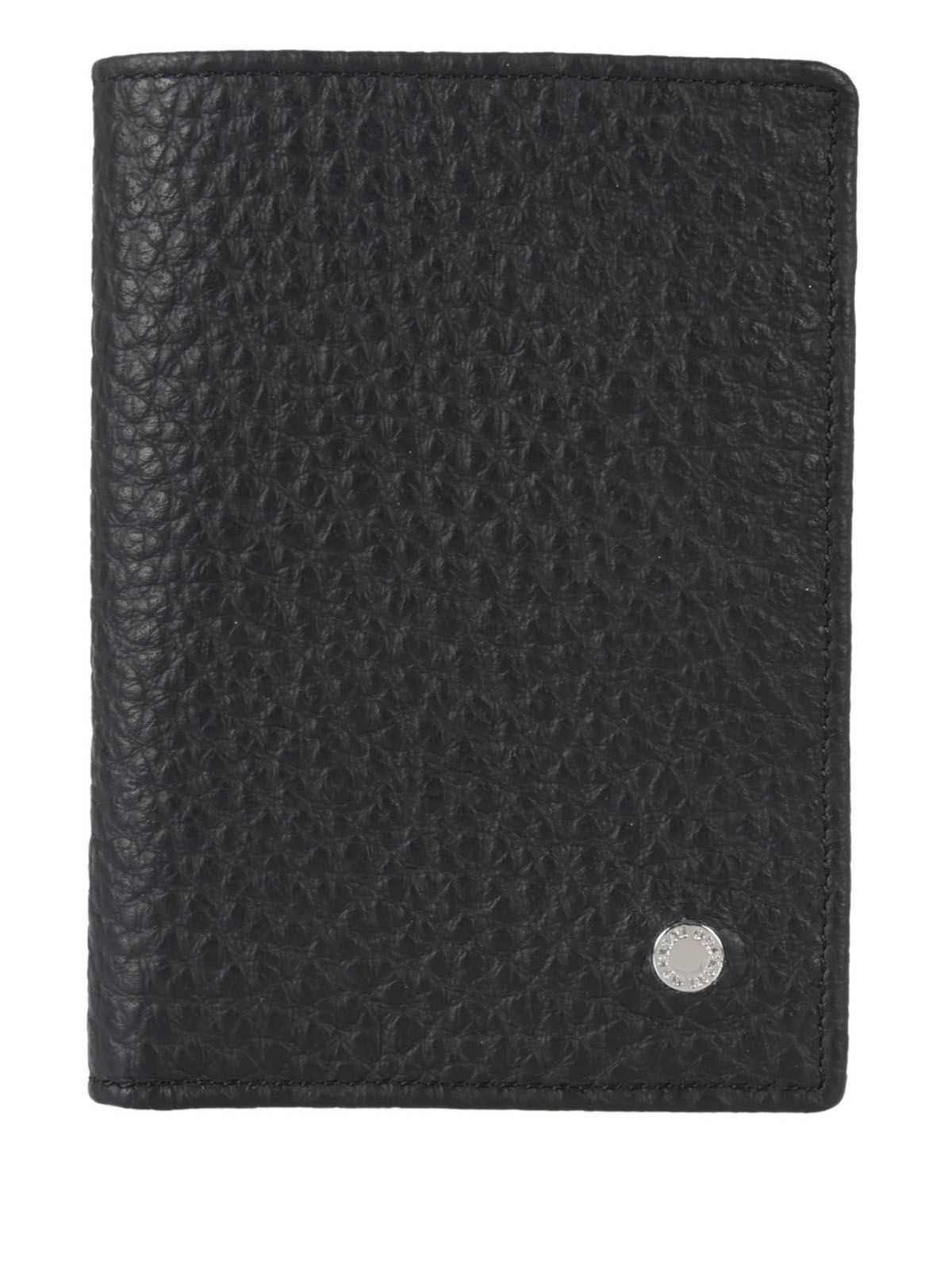 Orciani Large Billfold Wallet