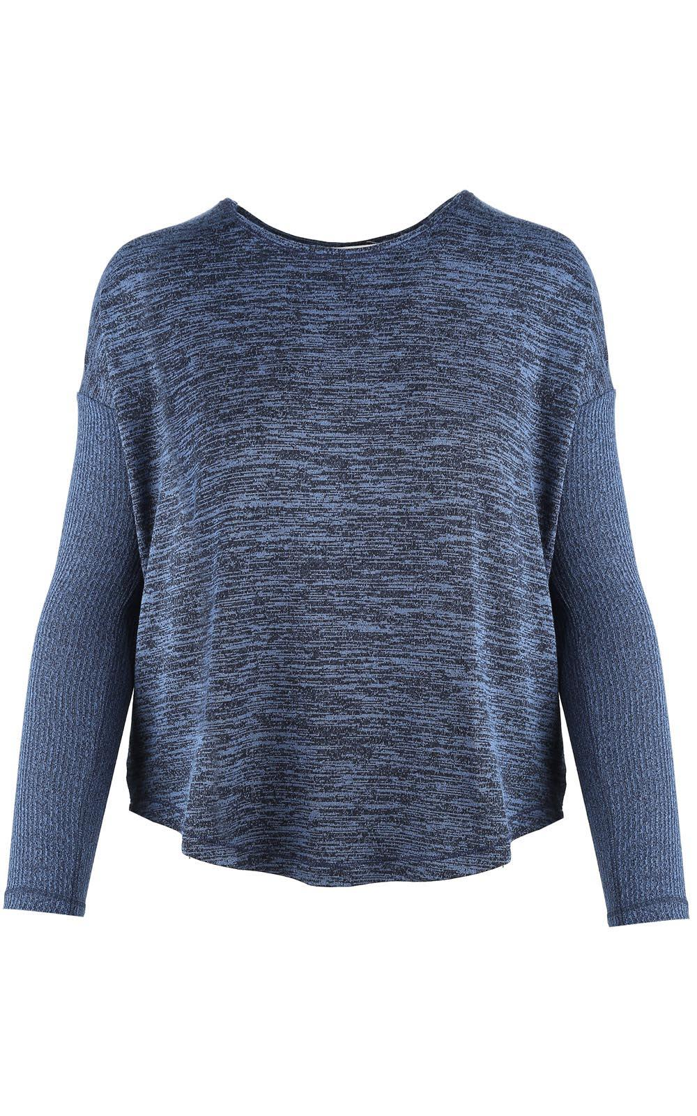 Rag & Bone Amelie Long-sleeved Jersey T-shirt