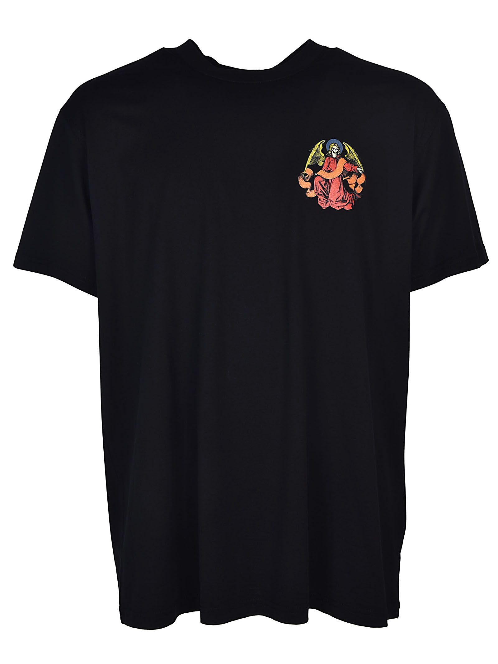 Givenchy Crew Neck T-shirt