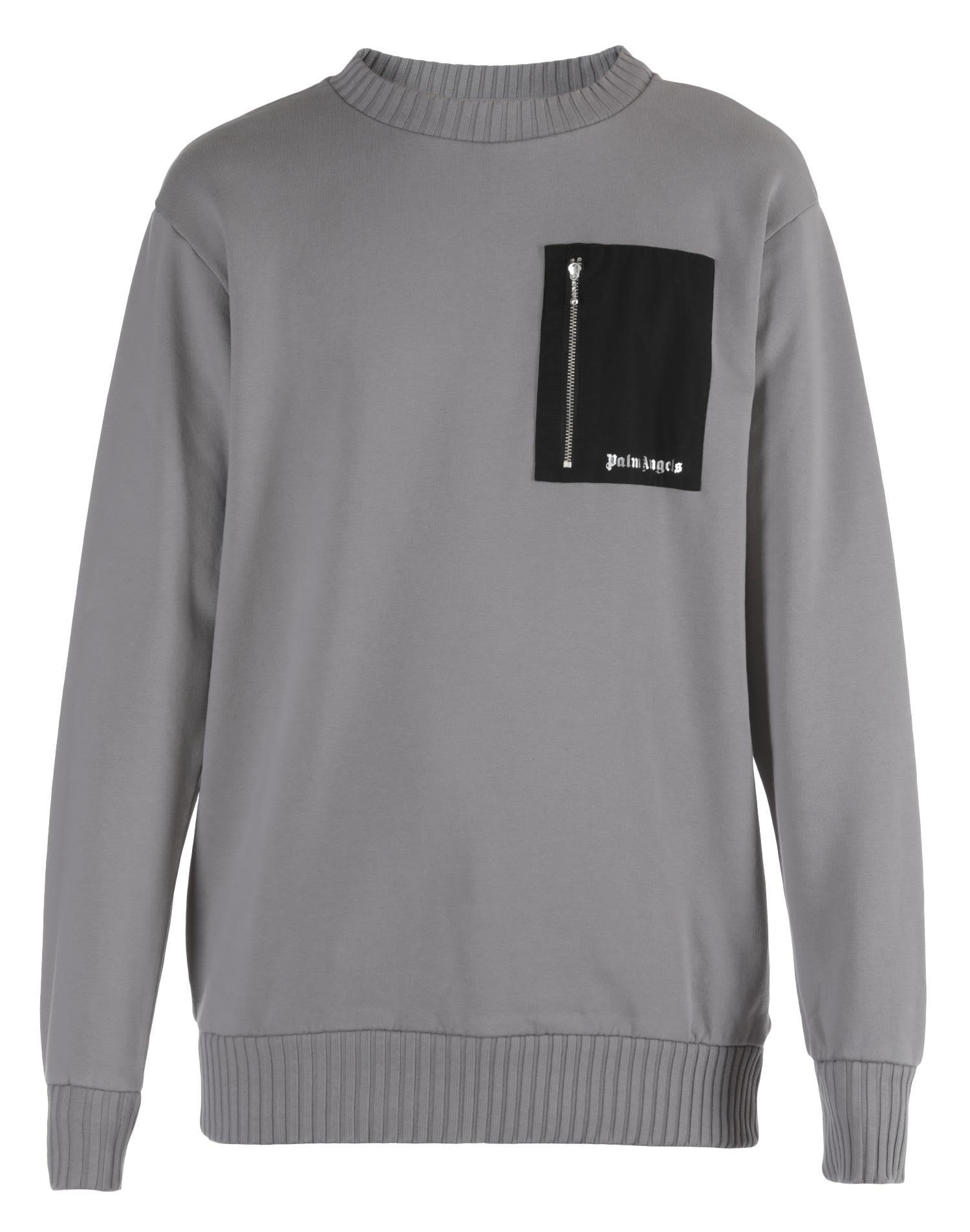 Palm Angels Cotton Sweatshirt