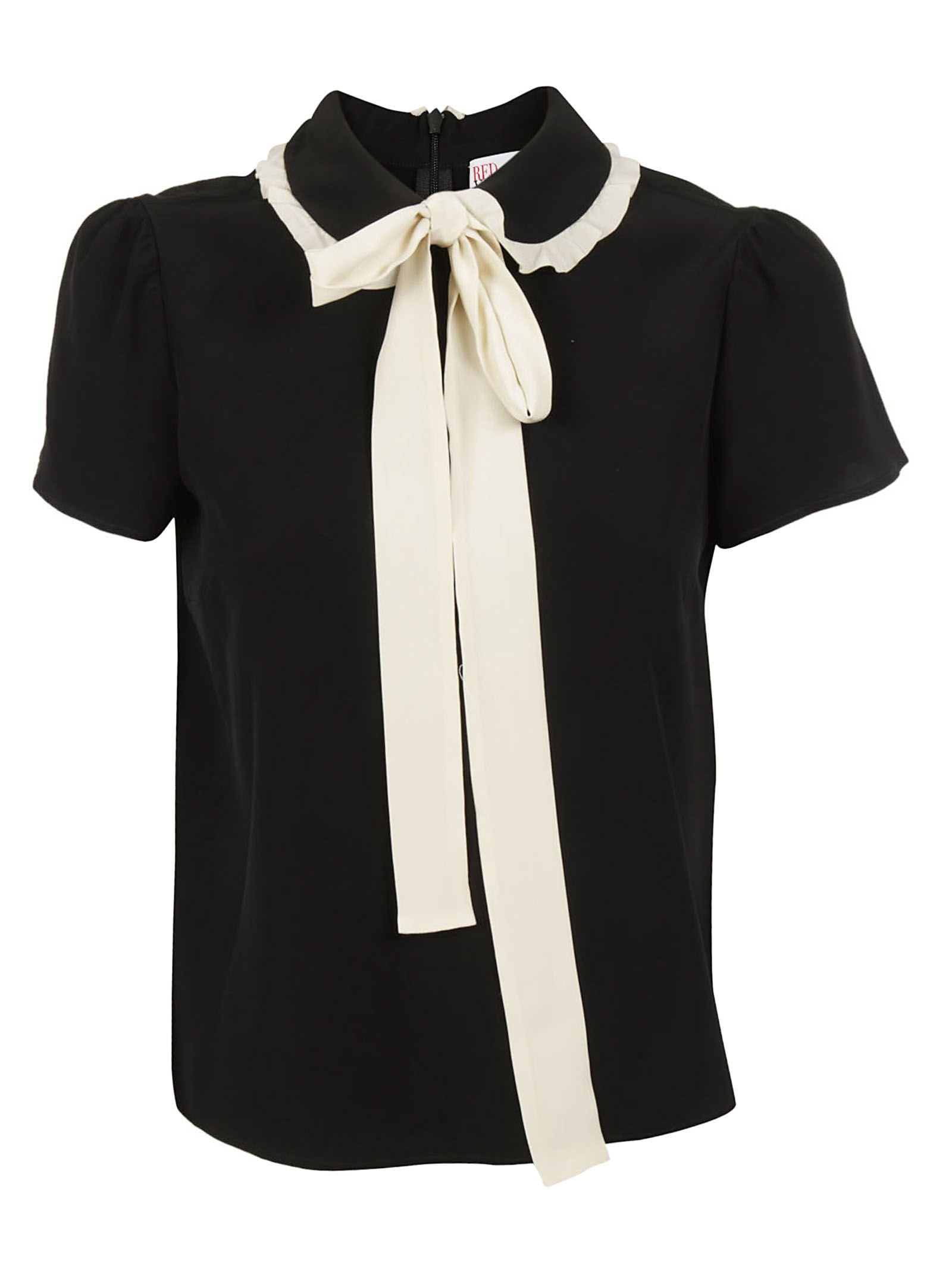 RED Valentino Red Valentino Bow Blouse