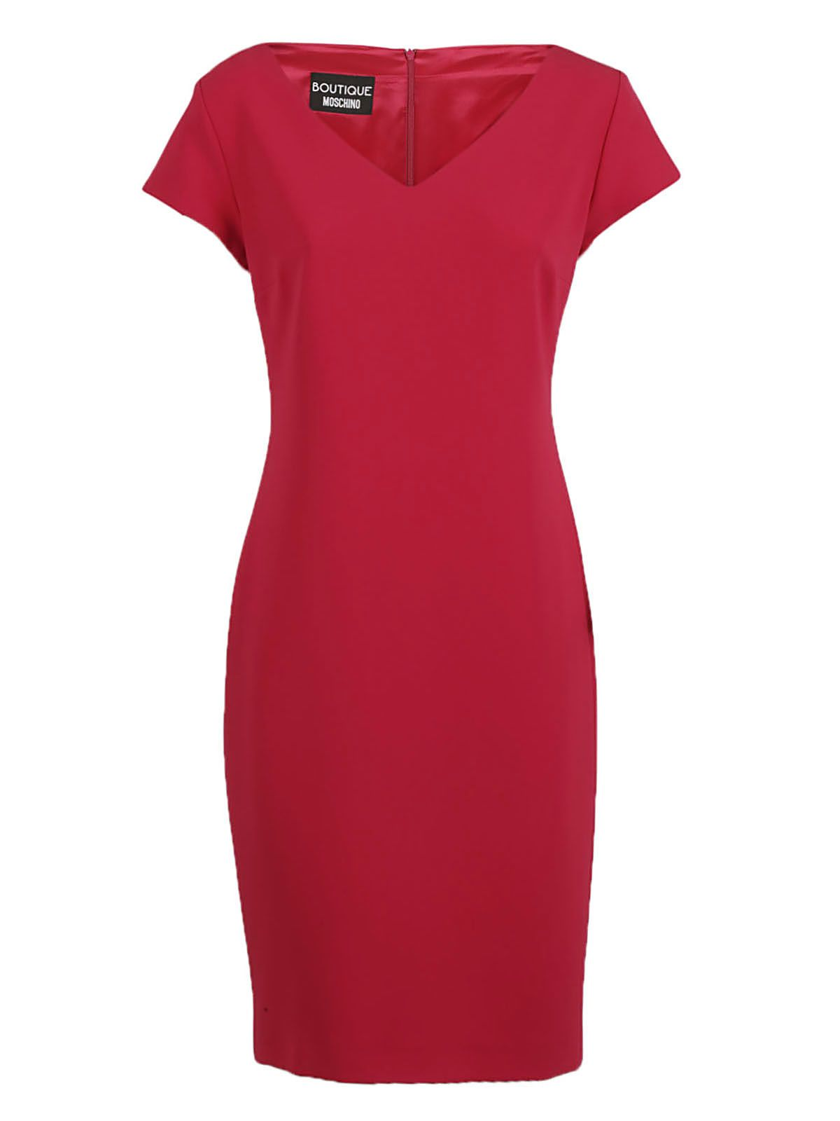 Boutique Moschino V-neck Dress
