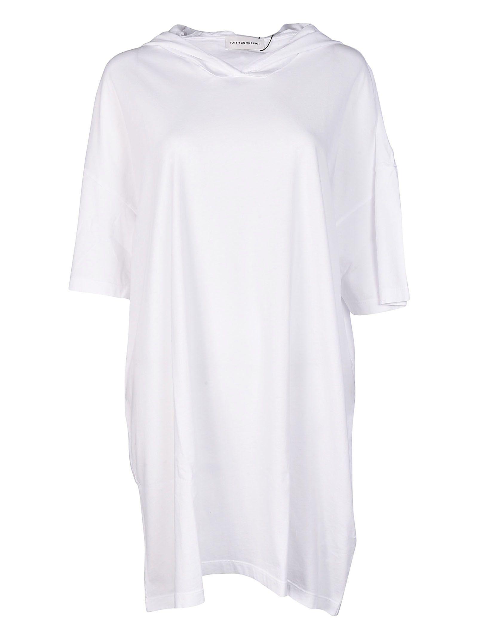 Faith Connexion Hooded T-shirt
