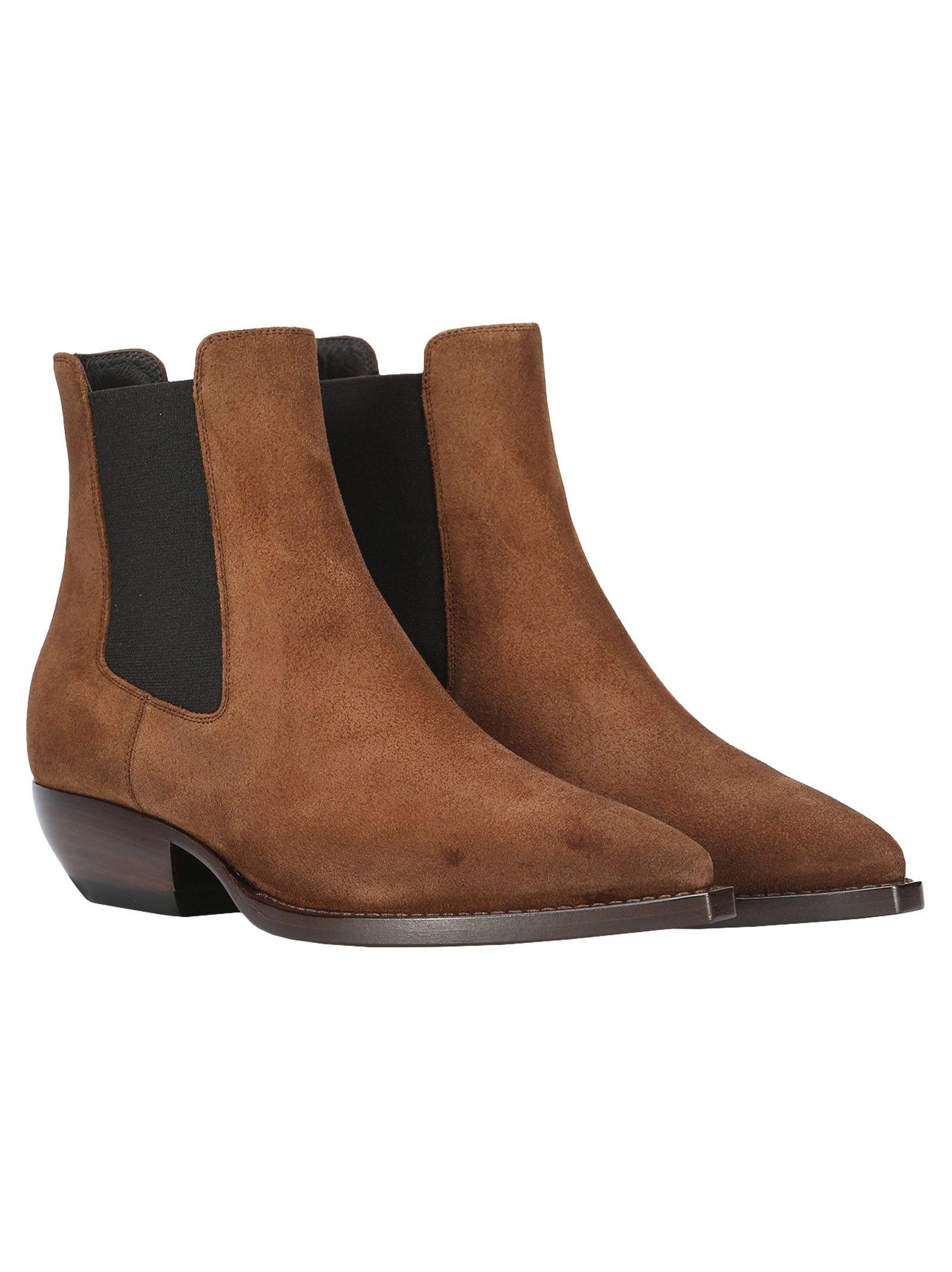 Saint Laurent Theo 45 Chelsea Boots