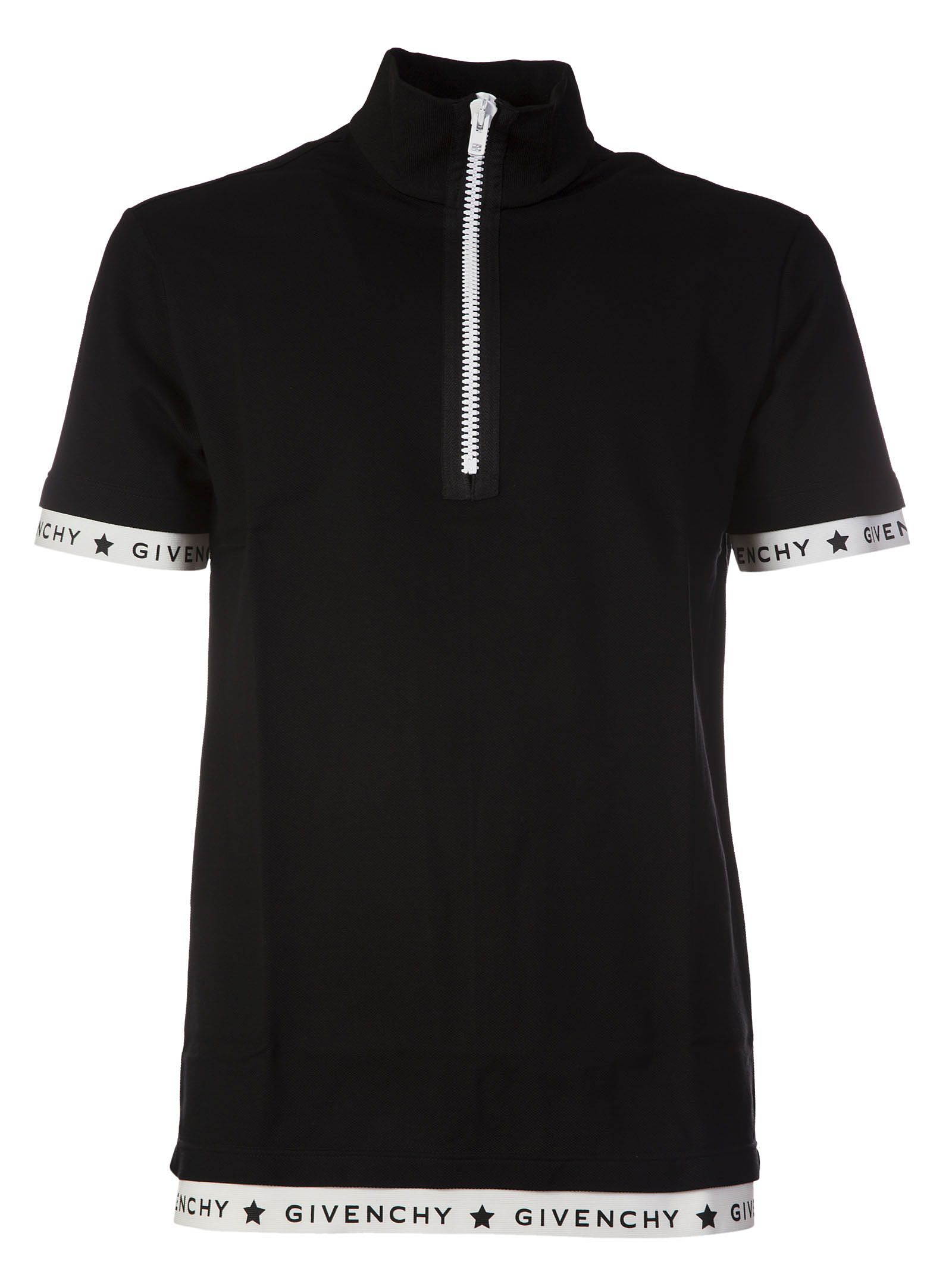 Givenchy Banded Logo Track Top