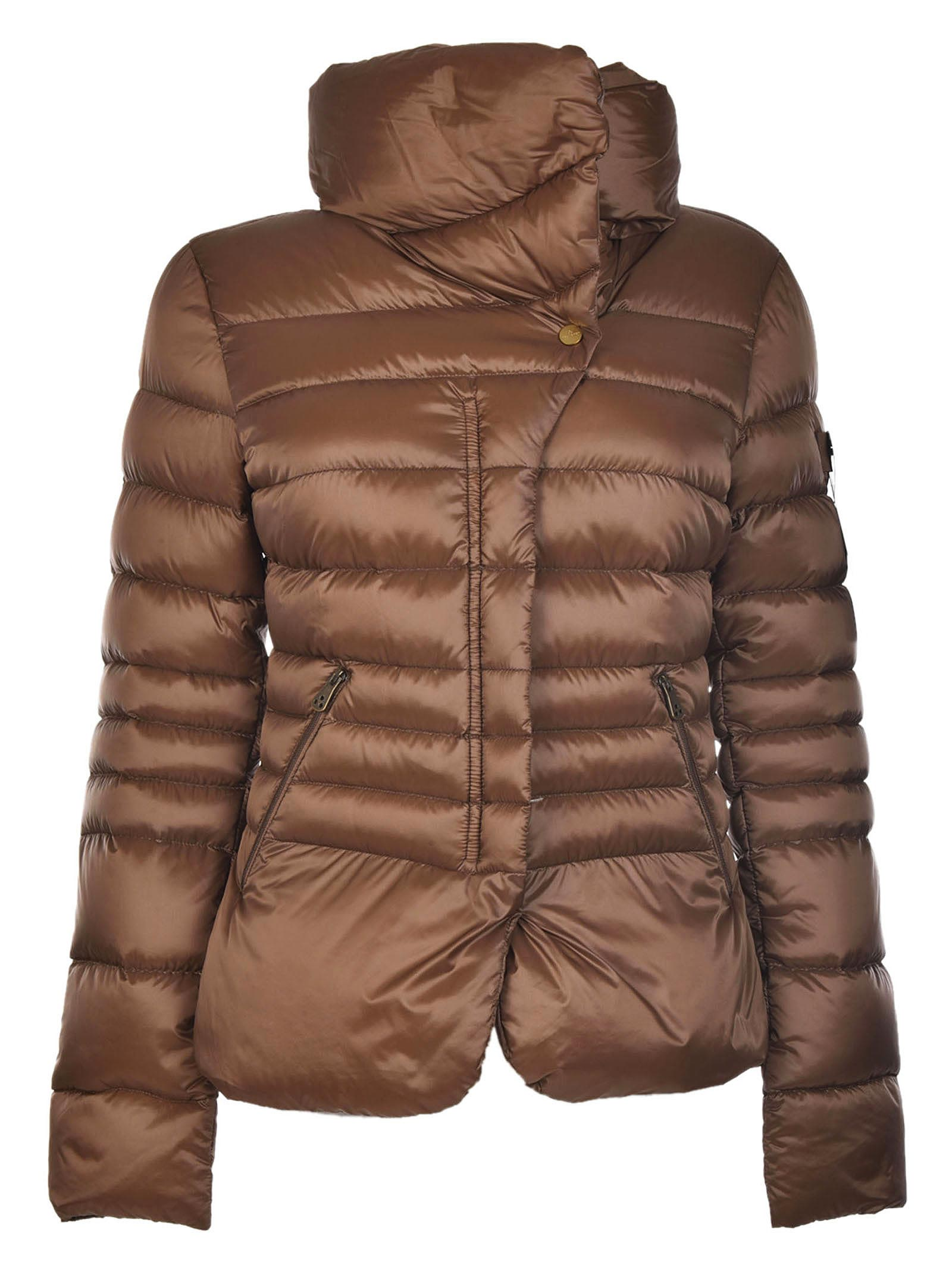 Peuterey Concealed Fastening Padded Jacket