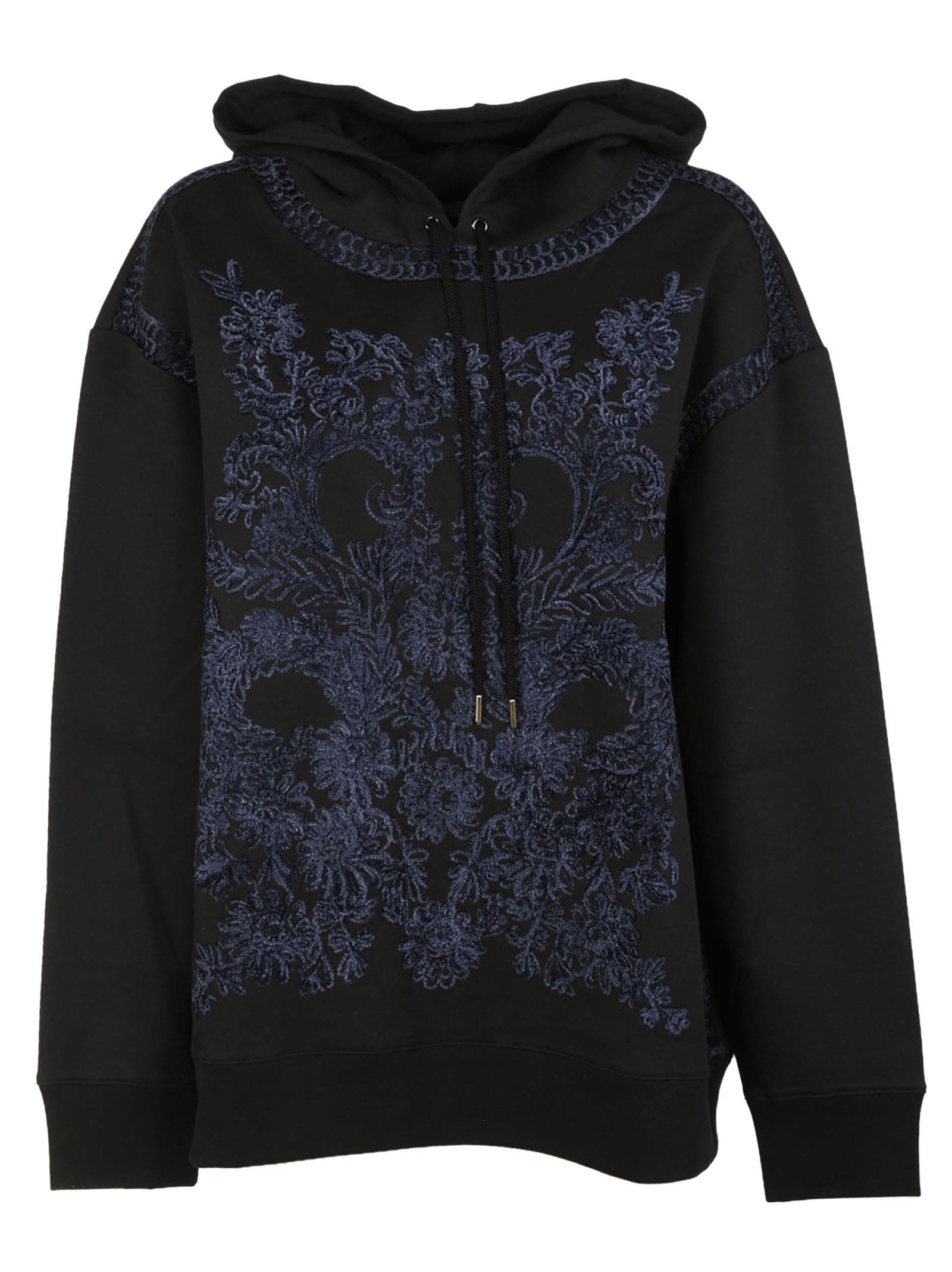 Stella Mccartney Embroidered Hoodie