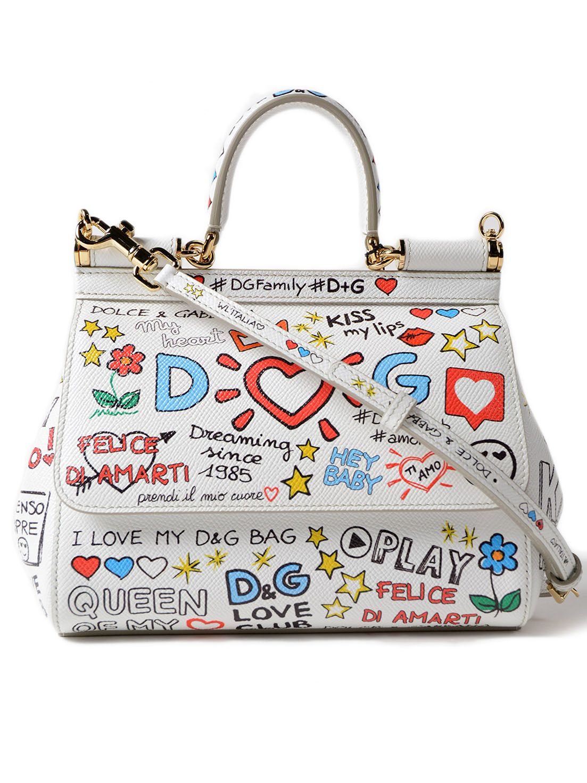 Dolce & Gabbana St. dauphine Handbag