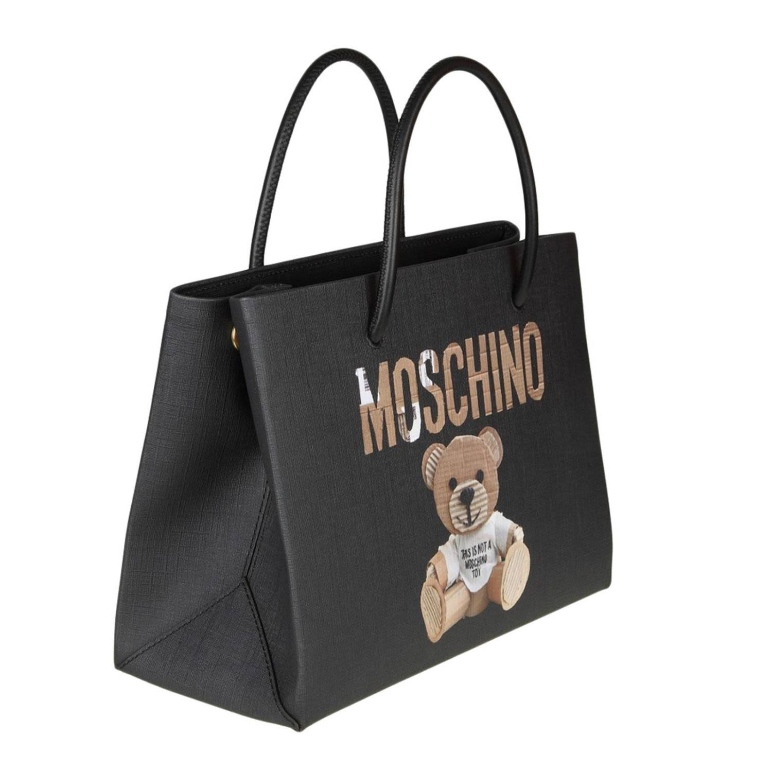 Handbag Shoulder Bag Women Moschino