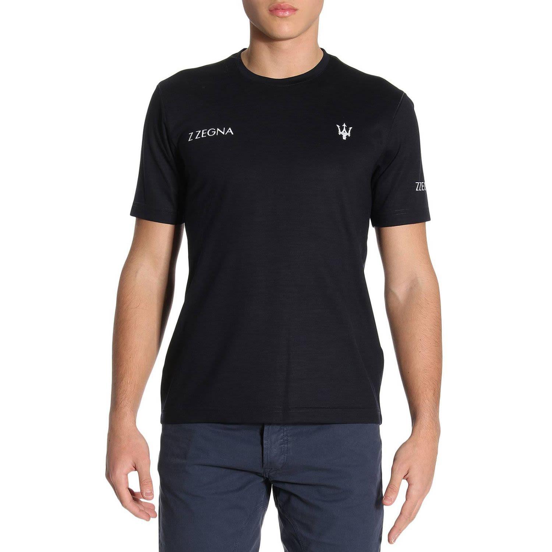 T-shirt T-shirt Men Z Zegna
