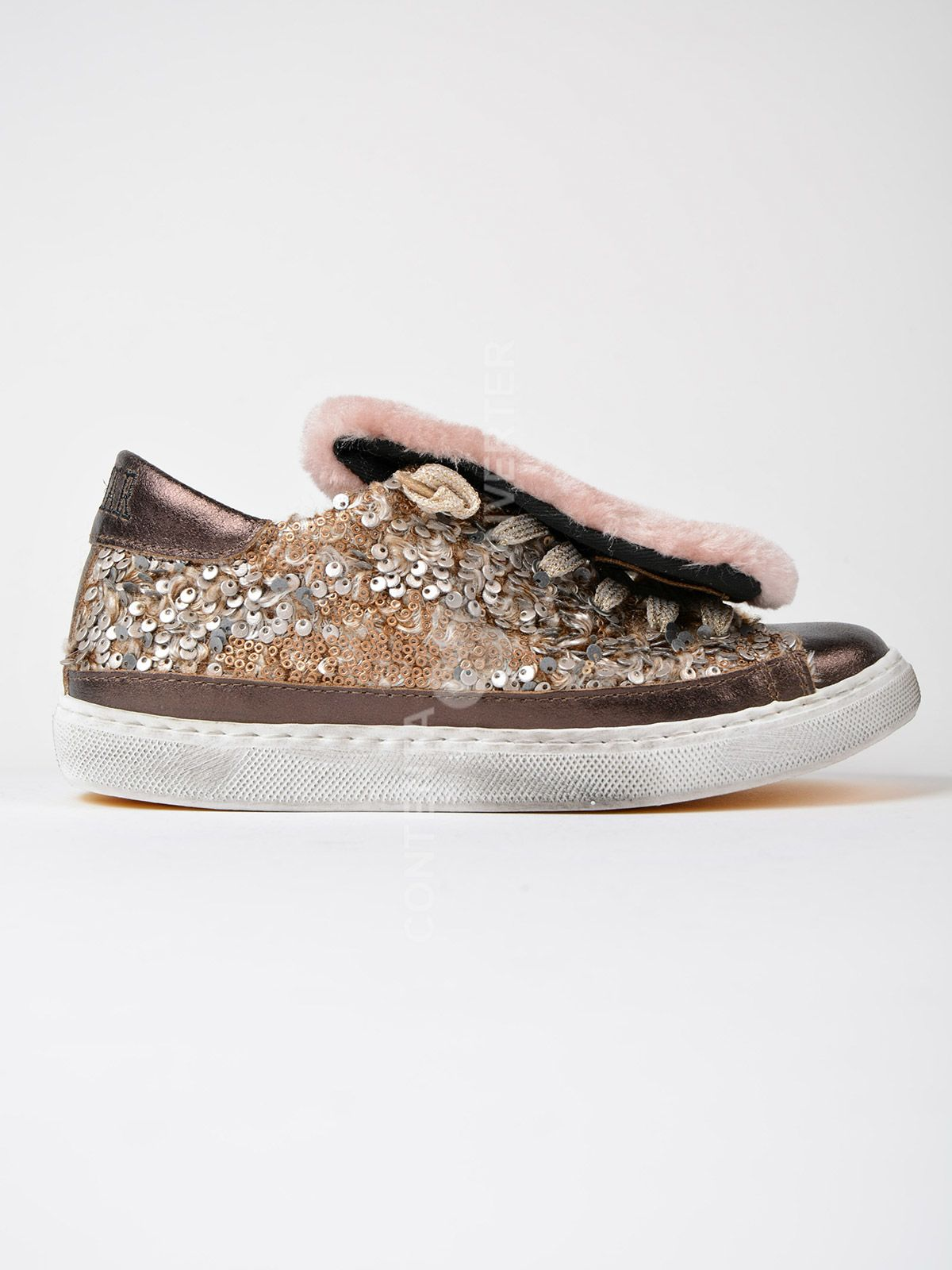 2Star Classic Low Paillettes