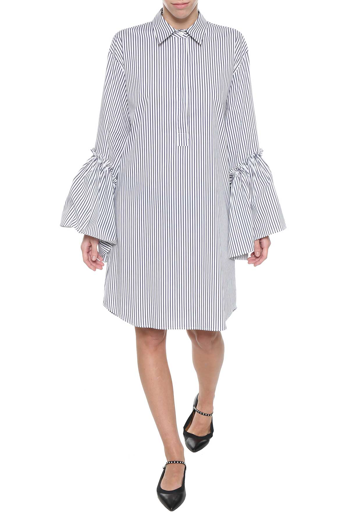 Parosh Parosh Striped Dress